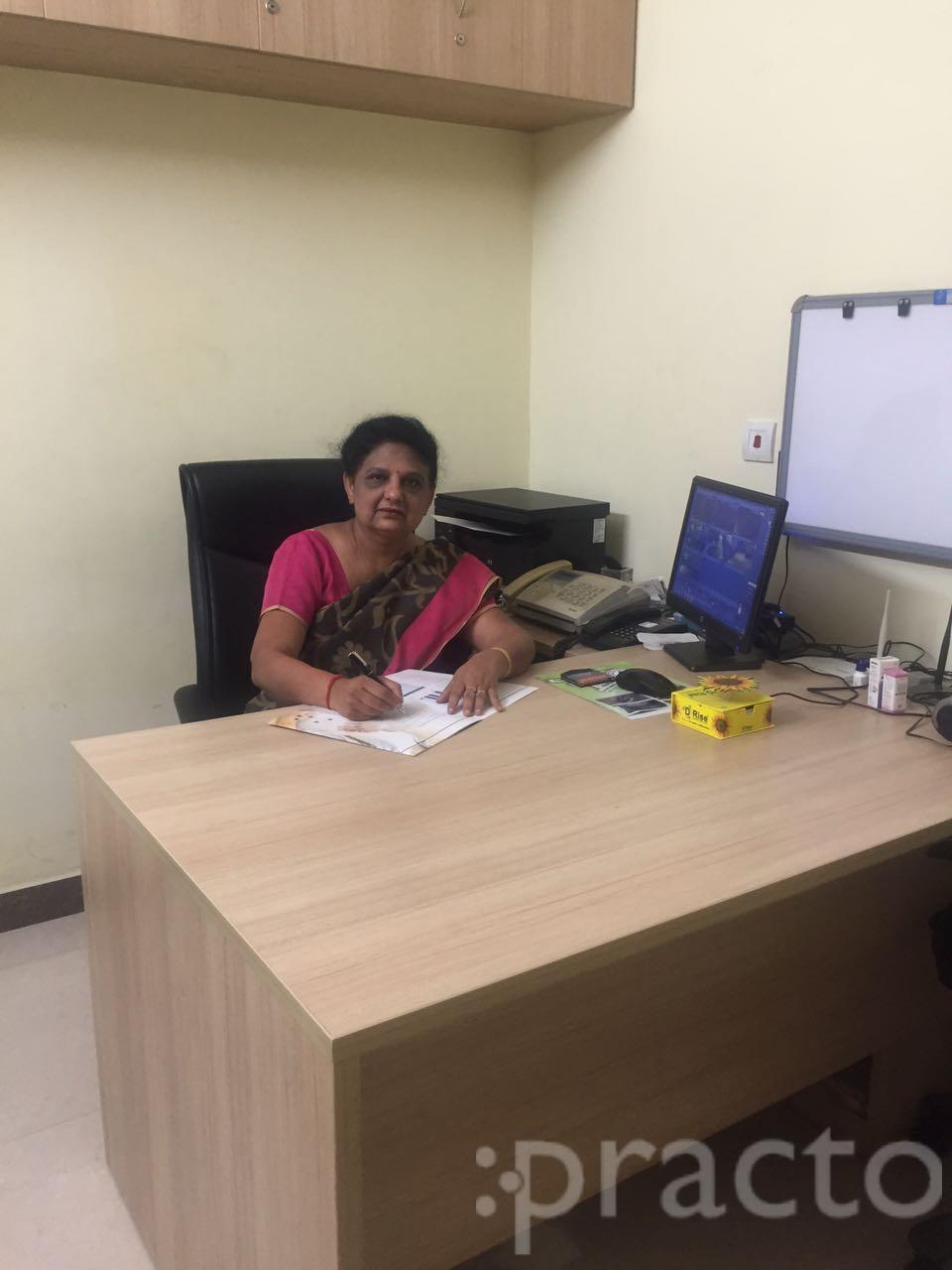 Dr. Reena Jain - Gynecologist/Obstetrician