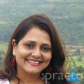 Dr. Reena Prashant Desai (PT) - Physiotherapist