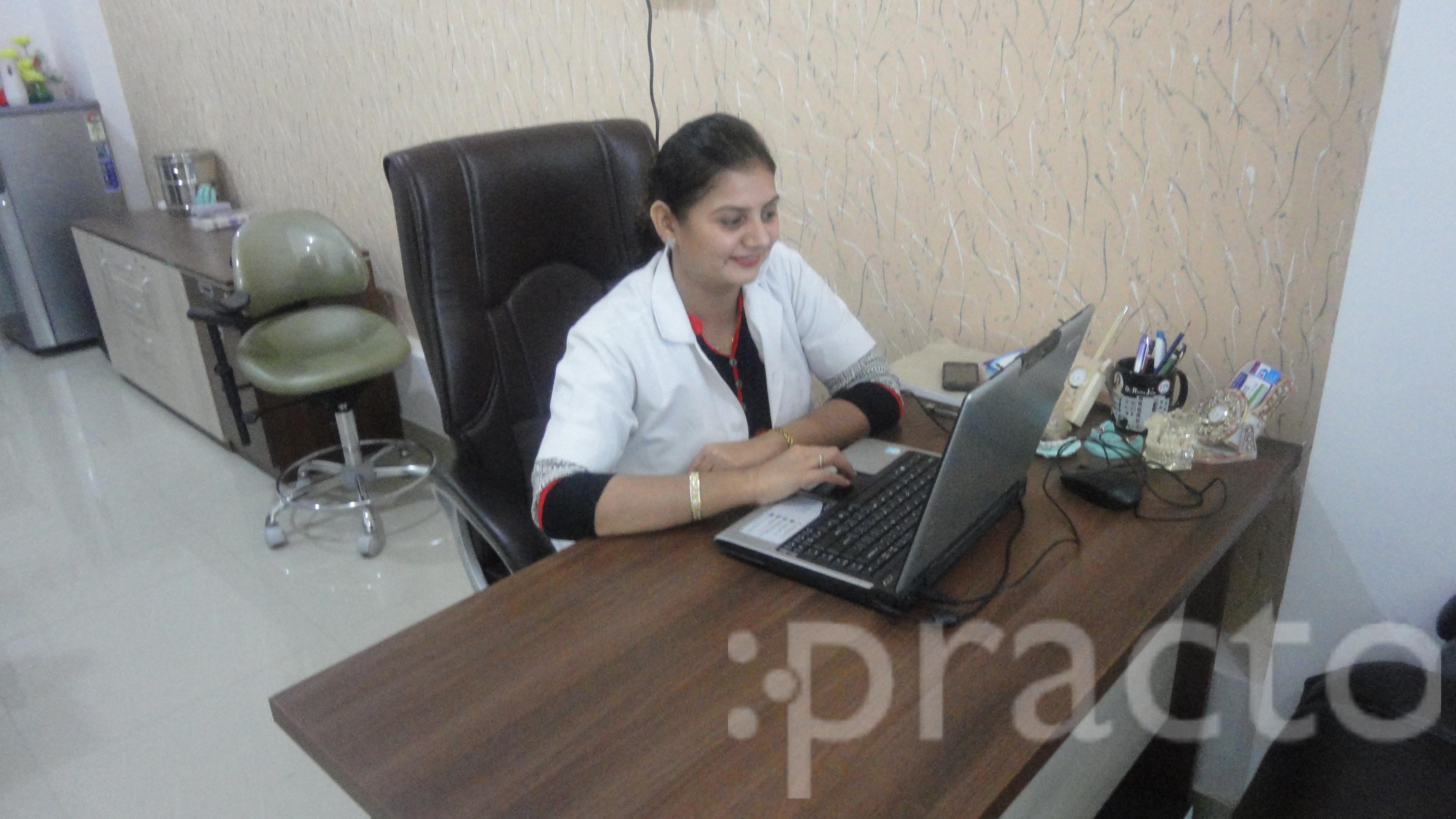 Dr. Richa Jain Sharma - Dentist