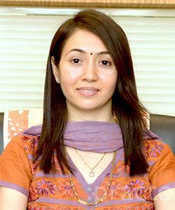 Dr. Riddhi S Gohel (PT) - Physiotherapist