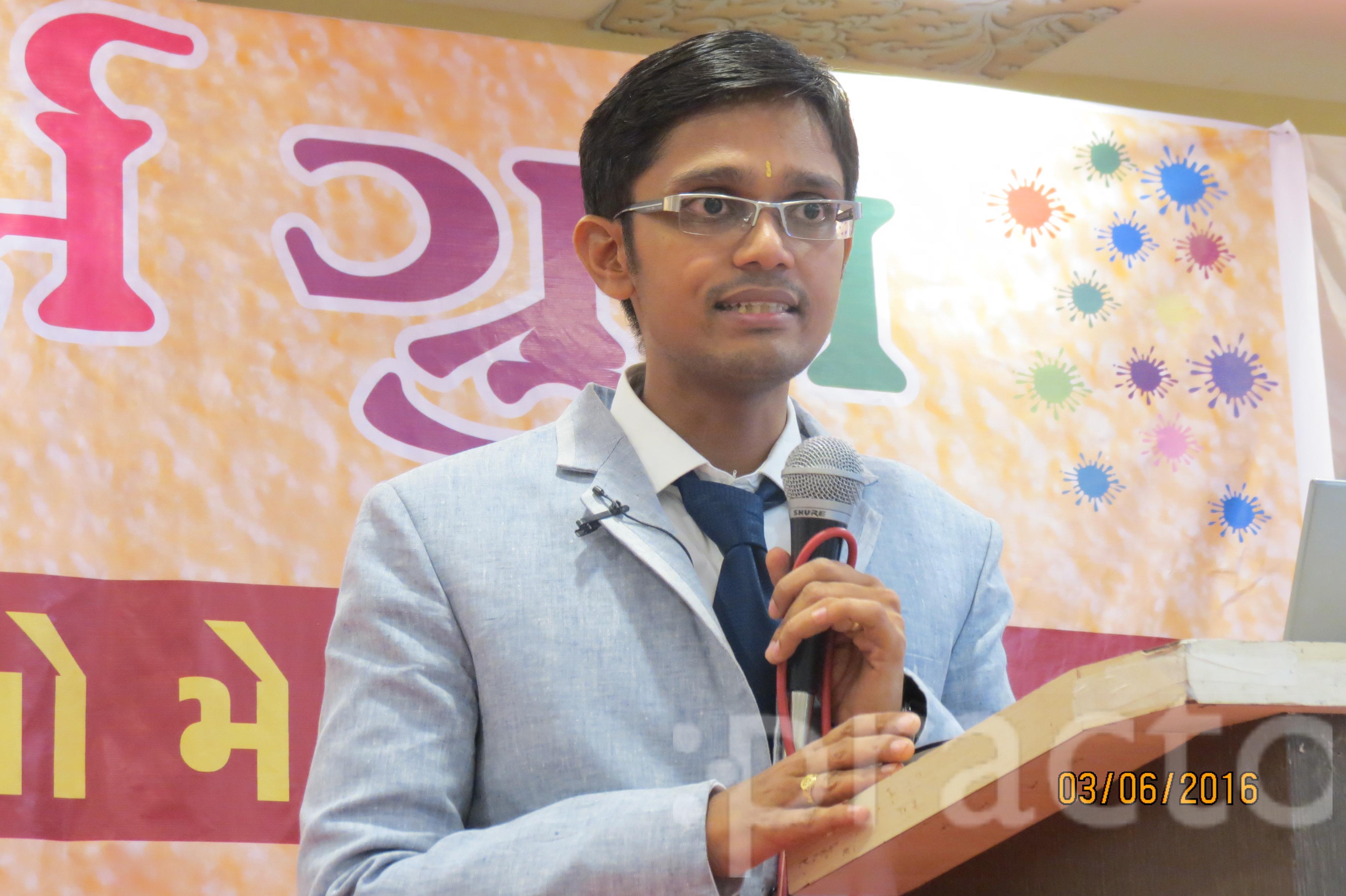 Dr. Riddhish K.  Maru - Psychiatrist