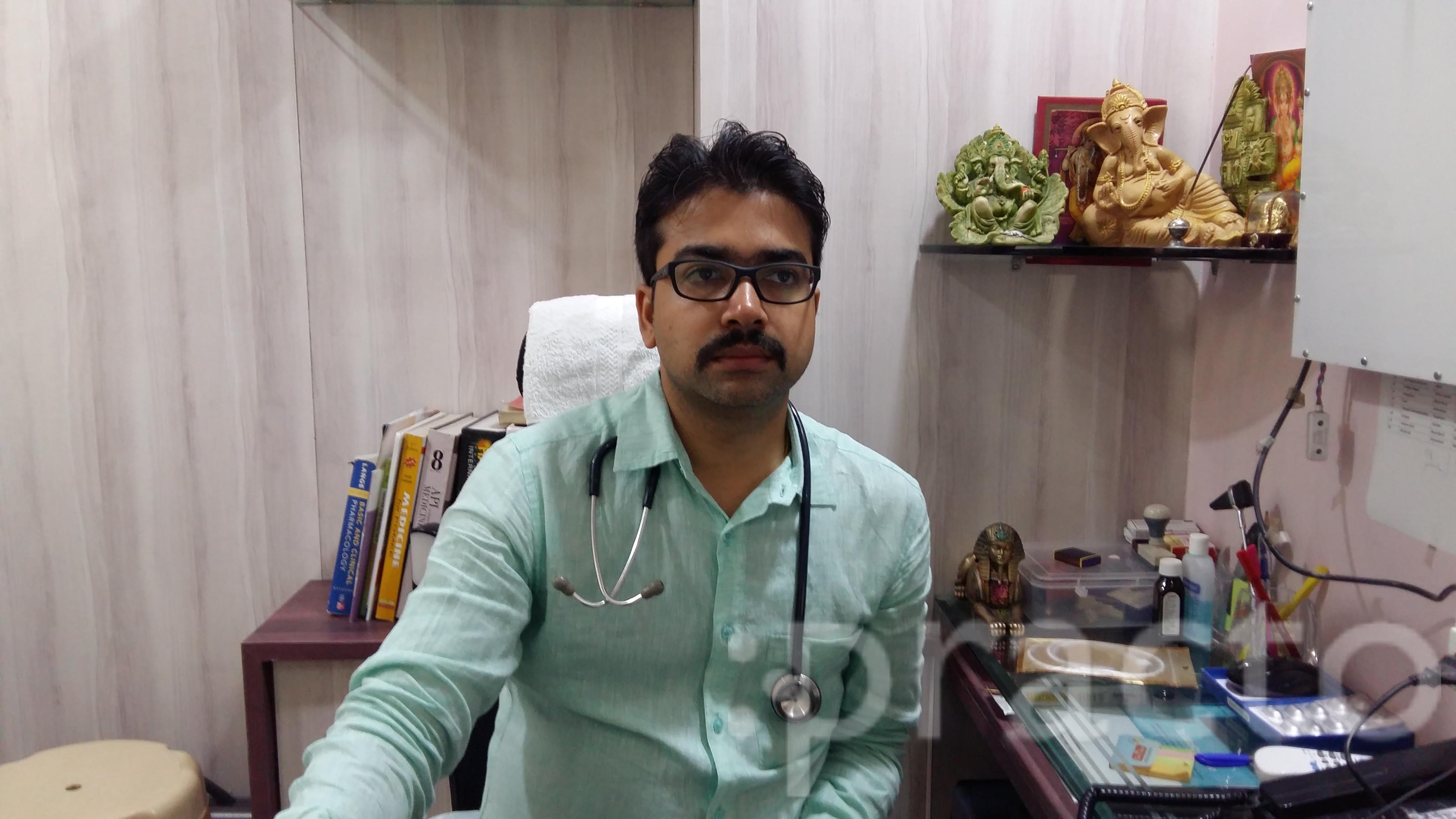 Dr. Ritesh H Girde - Diabetologist