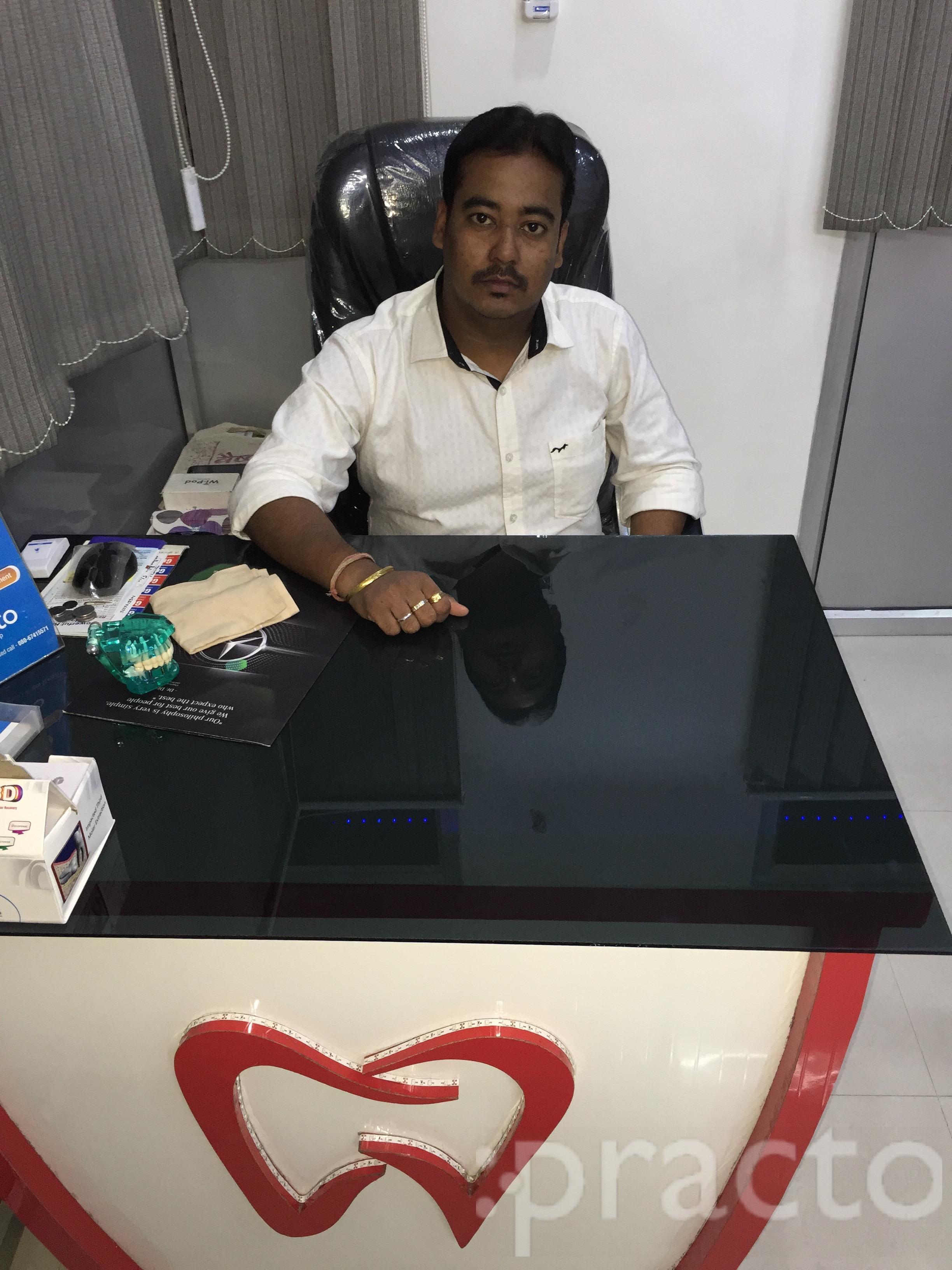 Dr. Ritesh Saxena - Dentist