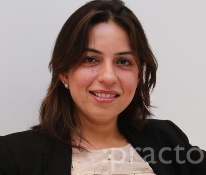 Dr. Ritika Arora - Dentist