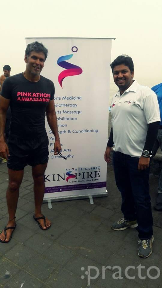 Dr. Rizwan Khan - Sports Medicine Specialist