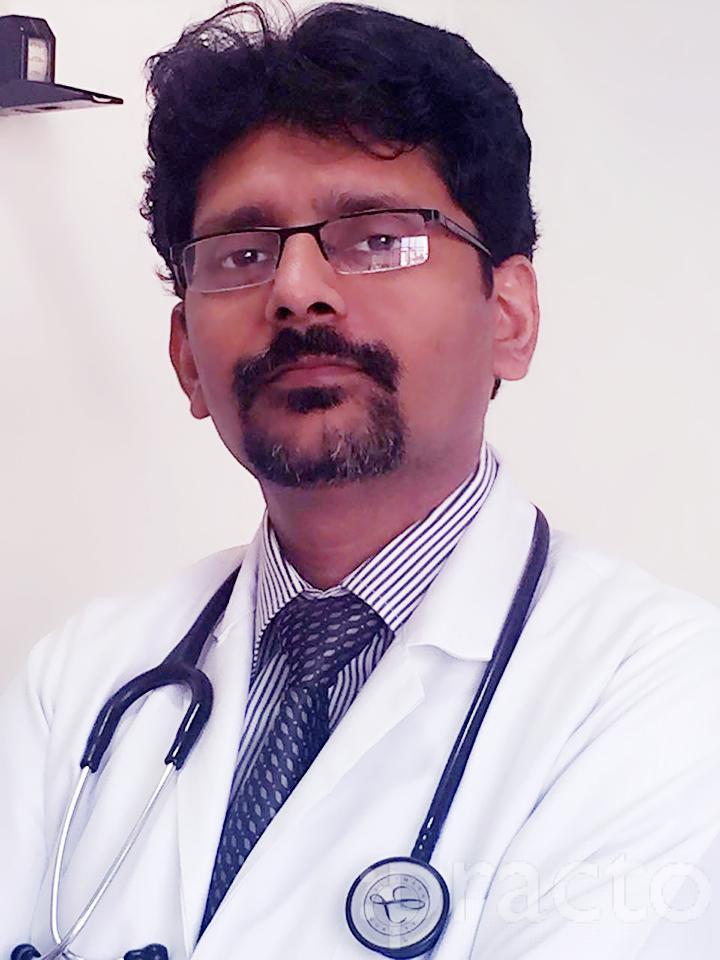 Dr. Rohit Gupta - Neurologist