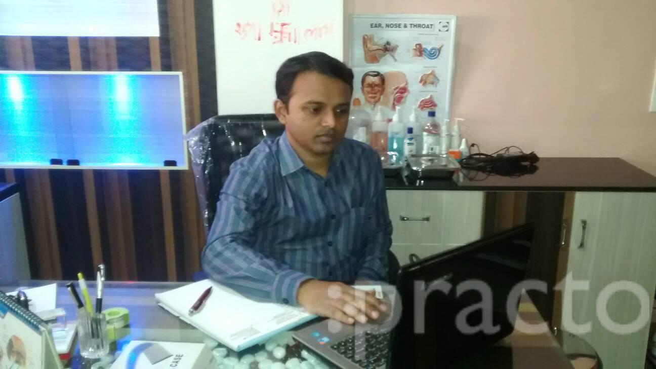 Dr. Rohit Prasad - Ear-Nose-Throat (ENT) Specialist