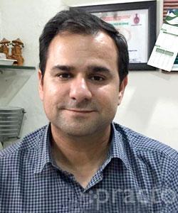 Dr. Rohit Sharma - Orthopedist