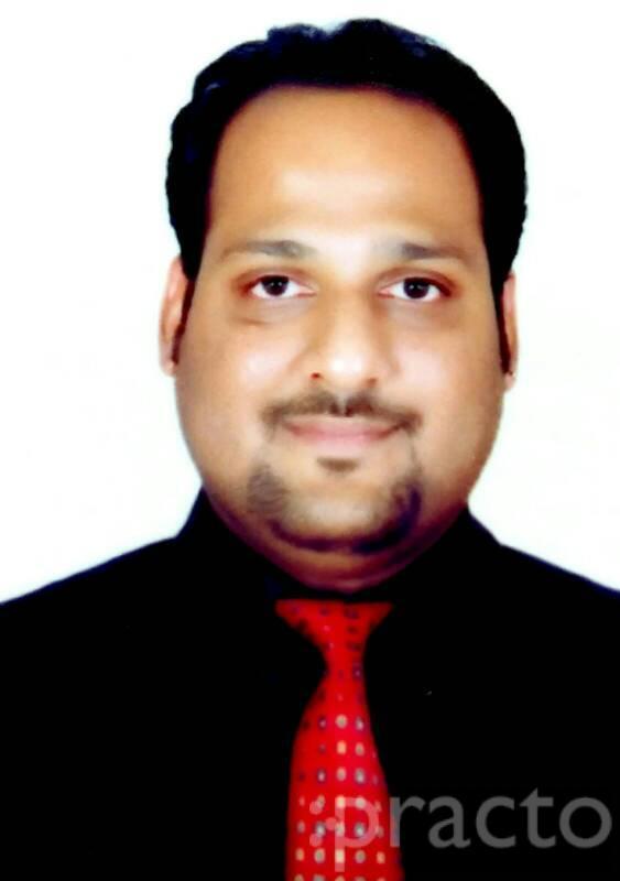 Dr. Rohit Vedpathak - Dentist