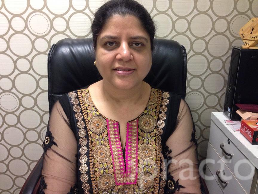 Dr. Ruchi Mahajan - Cosmetologist
