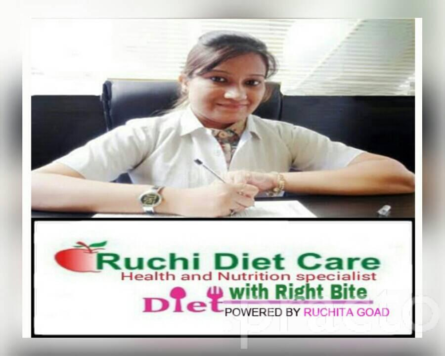 Dt.Ruchita Goad - Dietitian/Nutritionist
