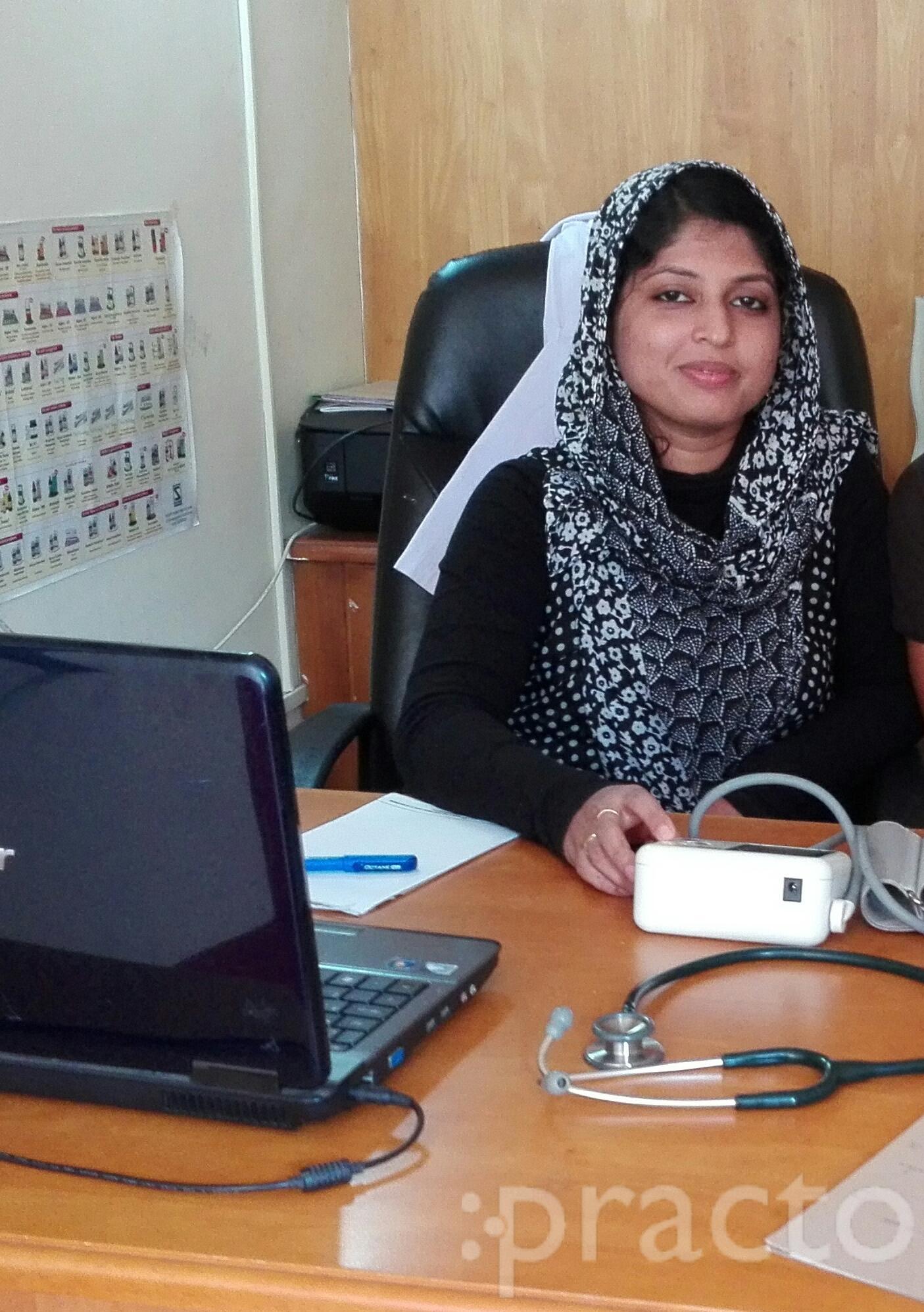 Dr. Ruksana Shamnaz - Homeopath