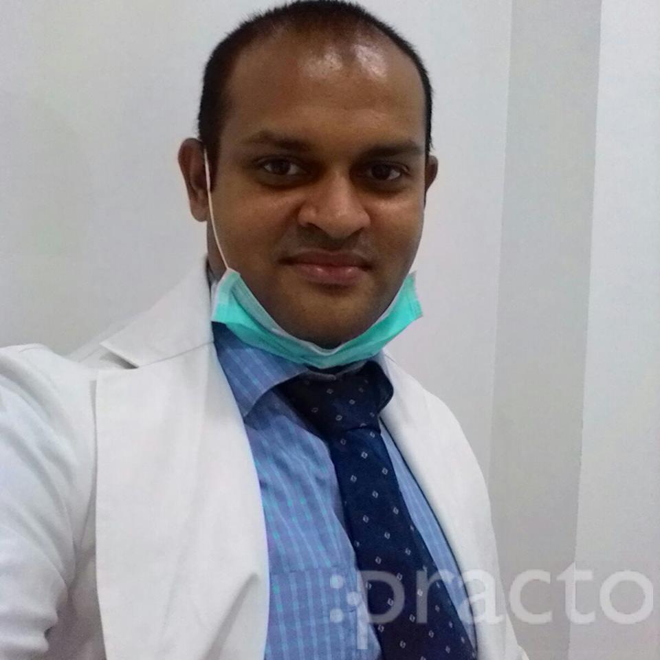 Dr. S Bhuvaneshwar Karthick - Dentist