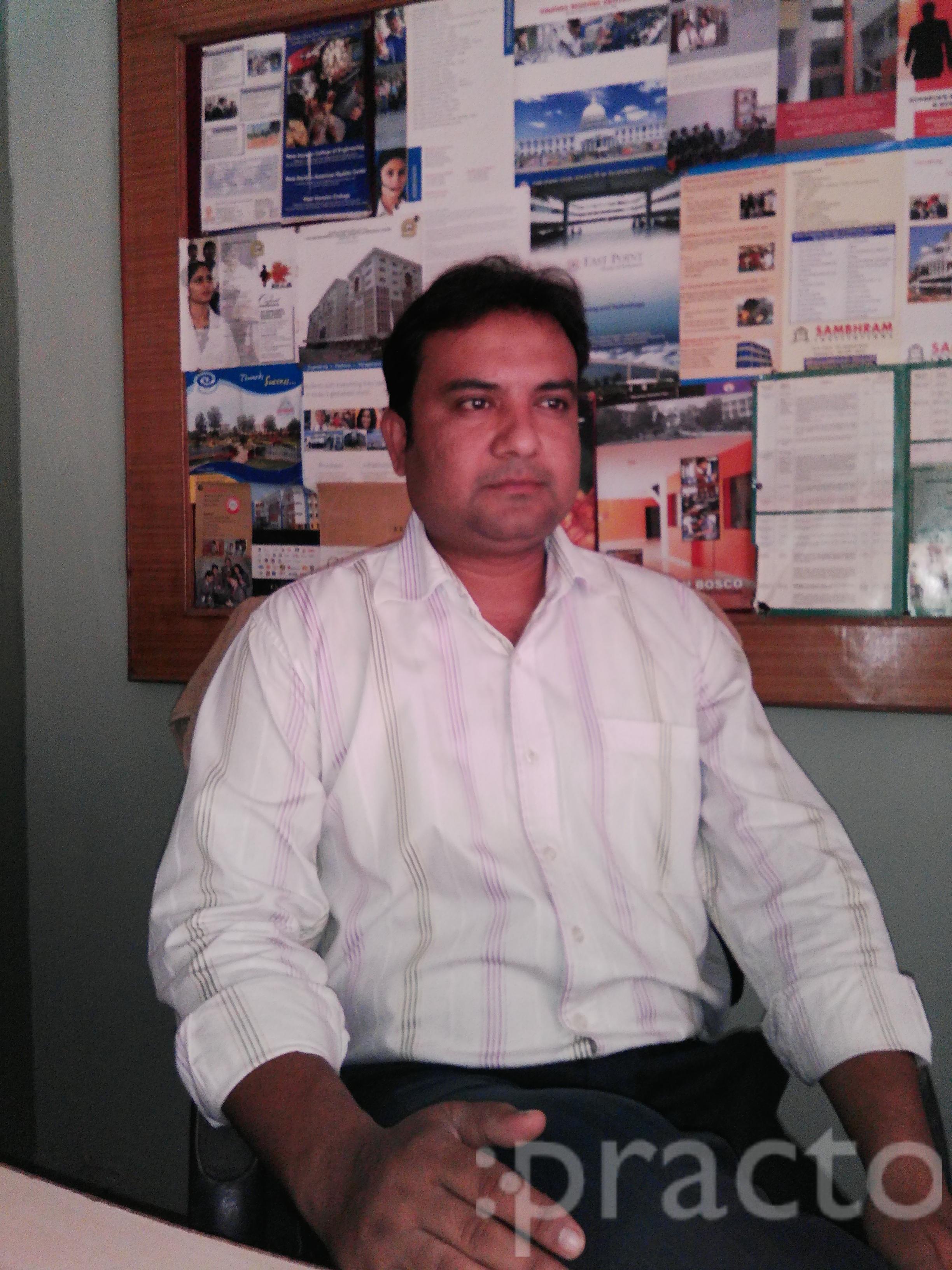 Dr S Khan Fedeec