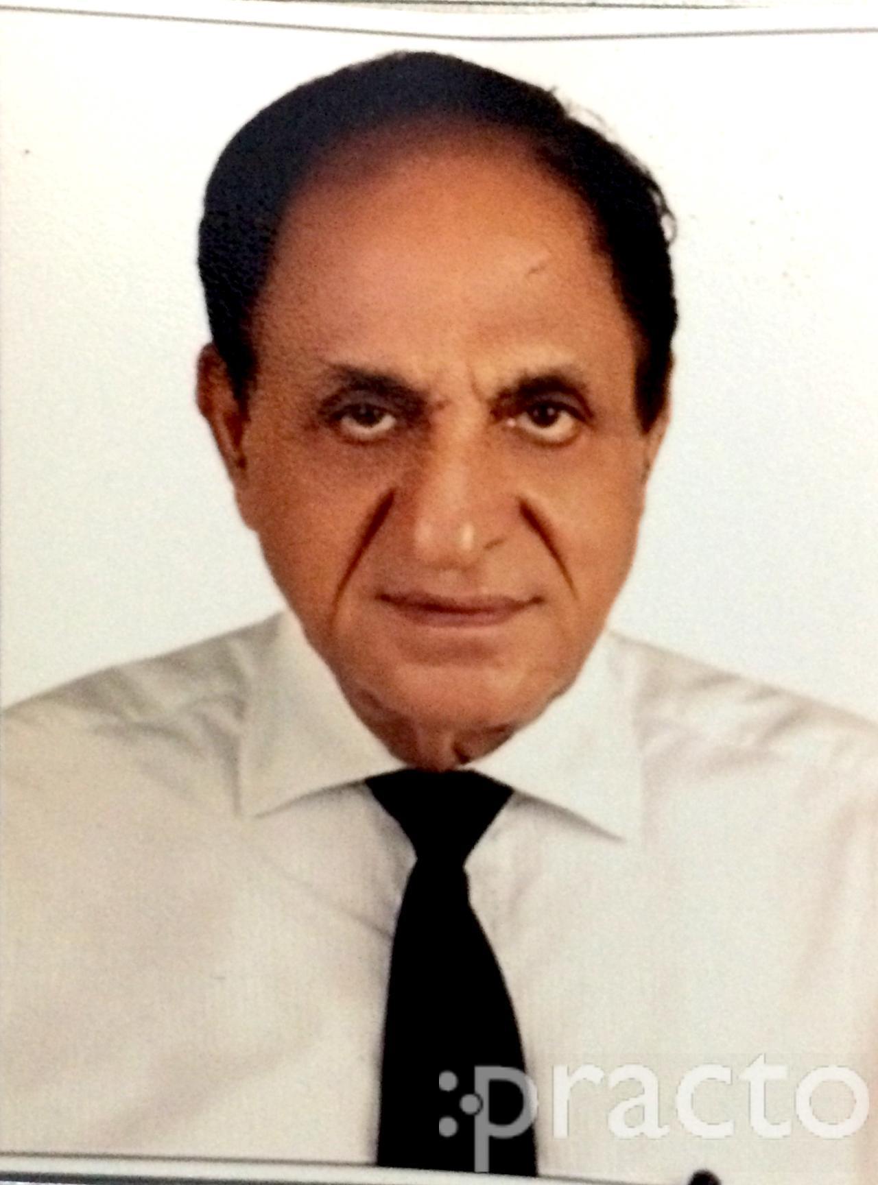 Dr. S L Khanna - Psychiatrist