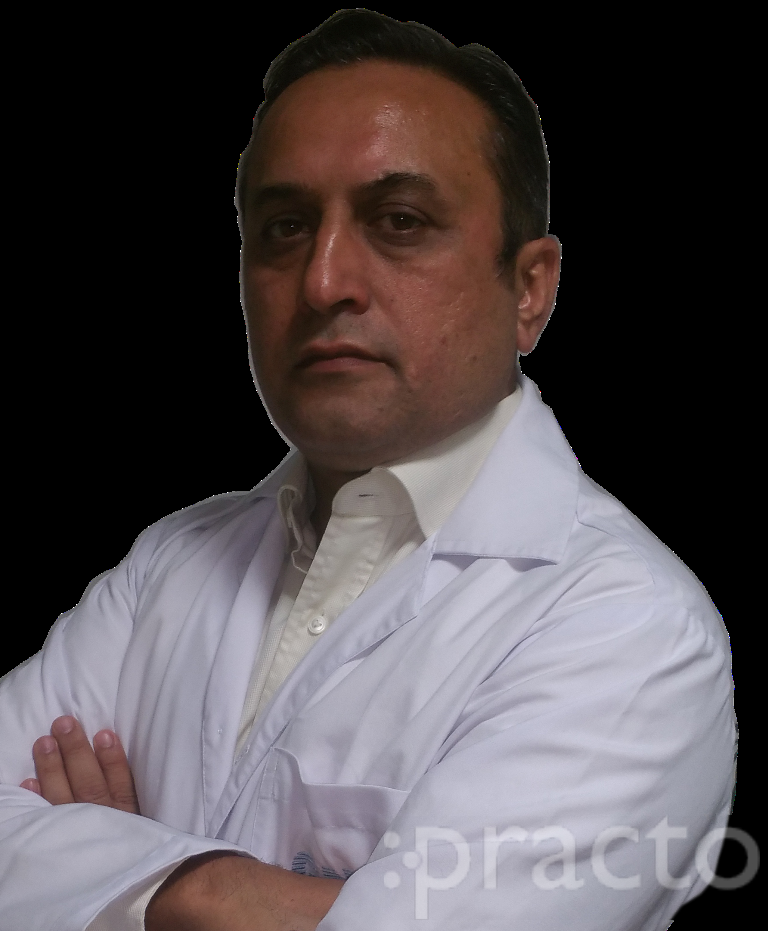 Dr. S P Bhanot - Laparoscopic Surgeon