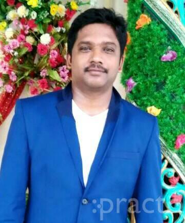 Dr. S. Prudhvi Raj - Dentist