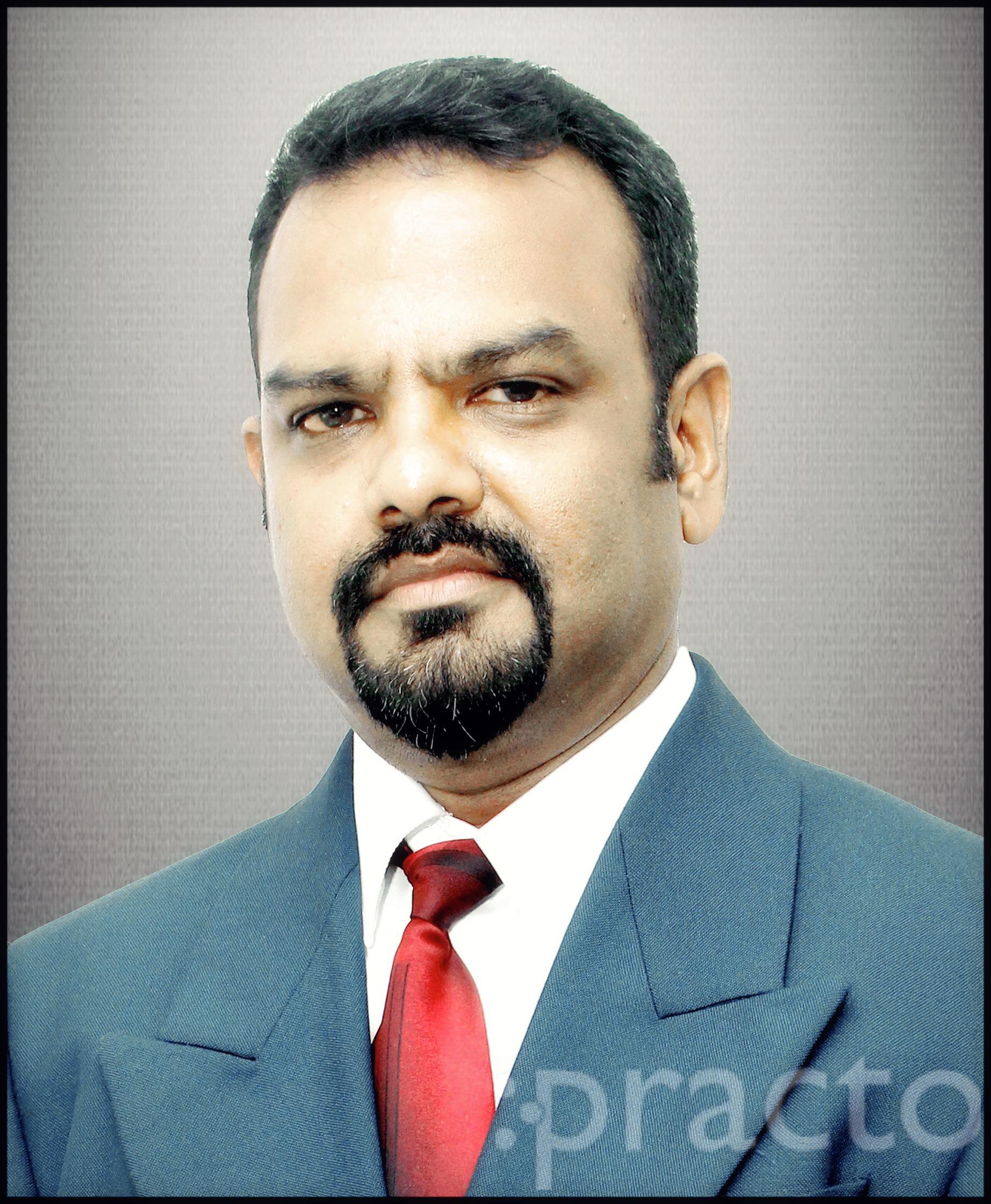 Dr. S.S. Kumar - Spine Surgeon