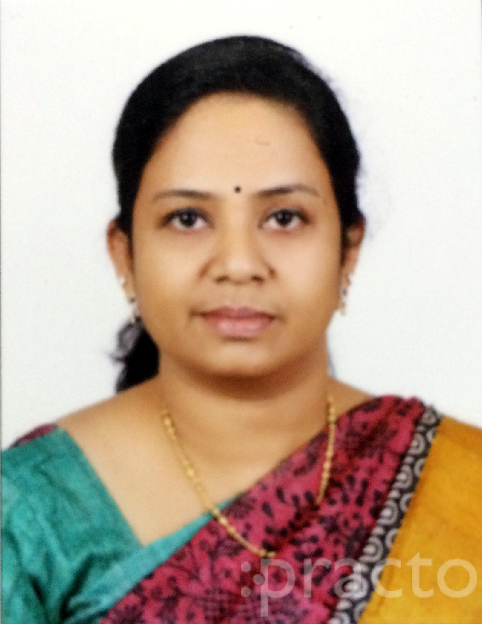 Dr. S Shakthy - Gynecologist/Obstetrician