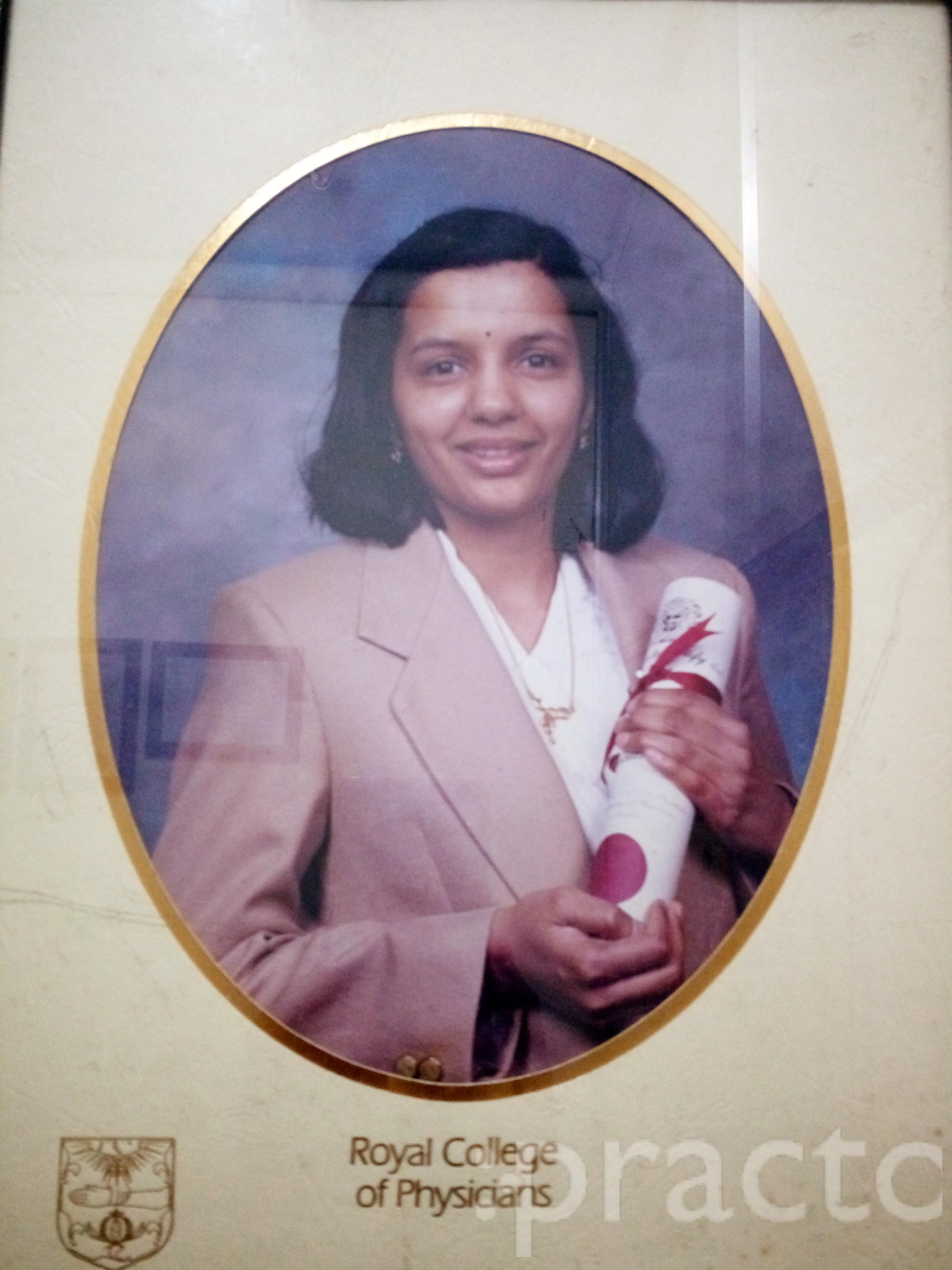 Dr. S Vani - Pediatric Neurologist
