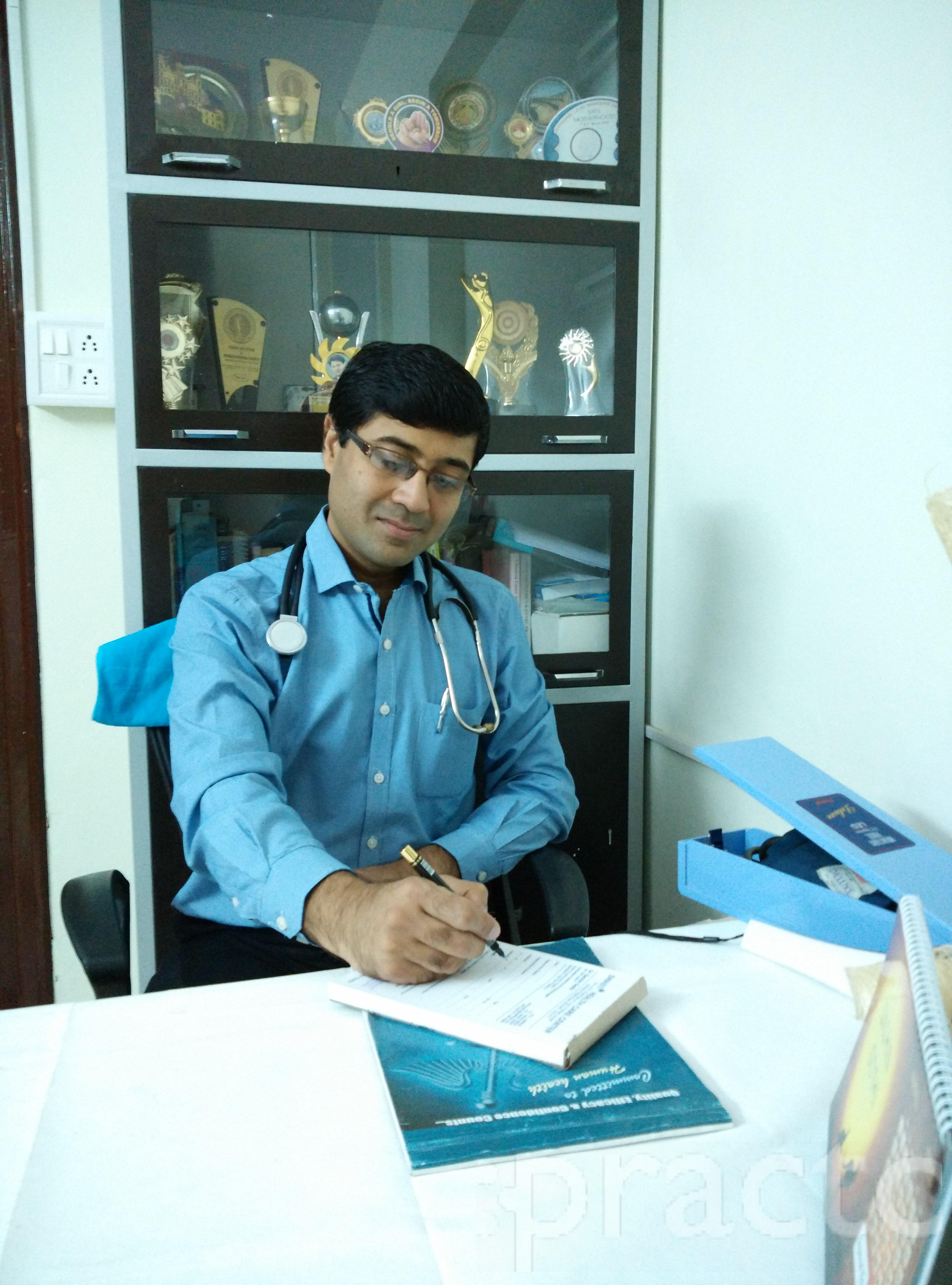 Dr. Sachin Gothi - Gynecologist/Obstetrician