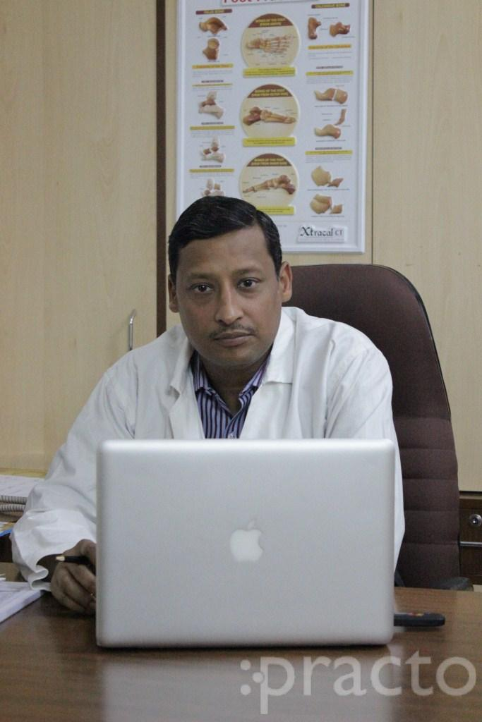 Dr. Sachin Gupta - Orthopedist