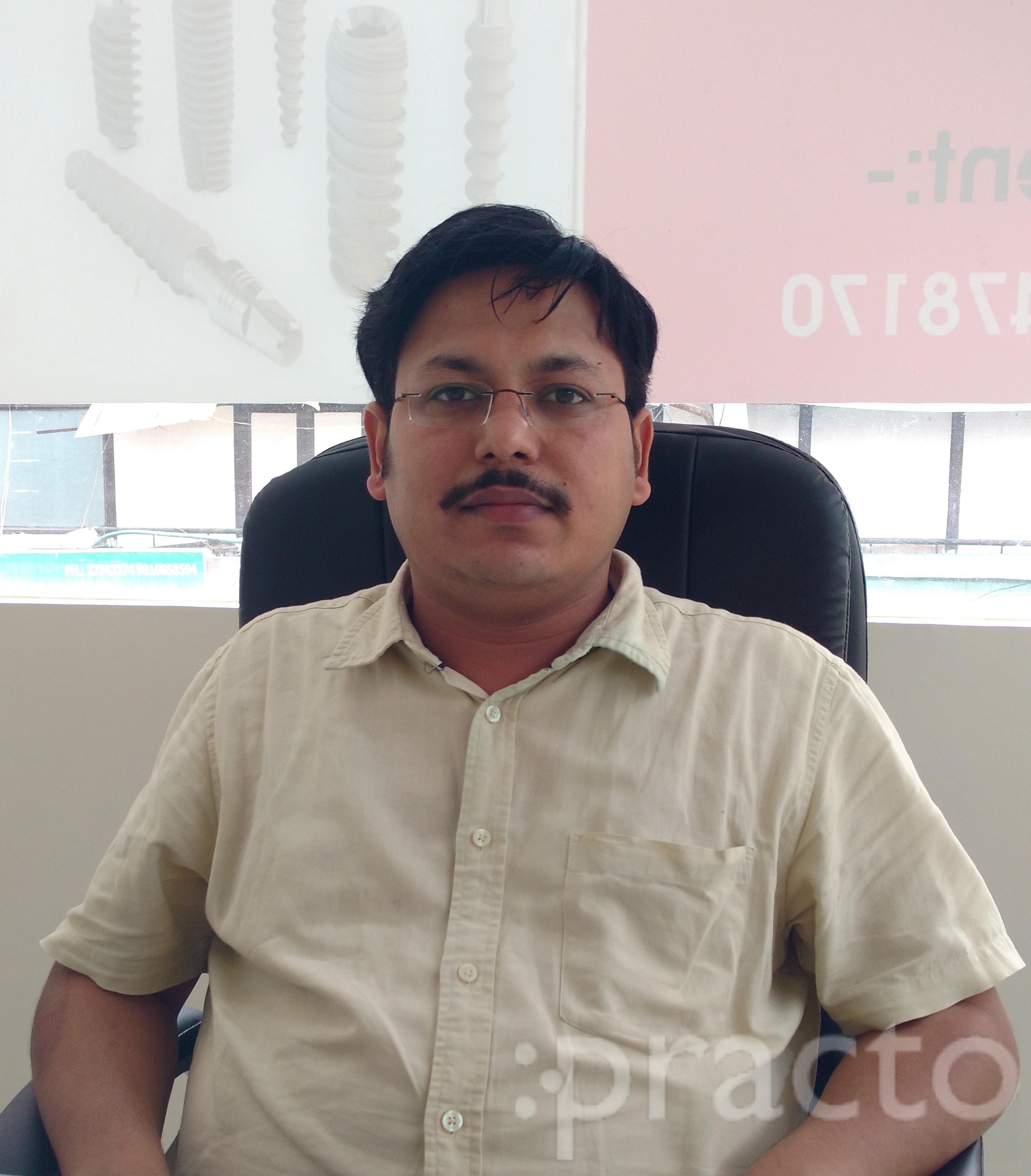 Dr. Sachin Gupta - Dentist
