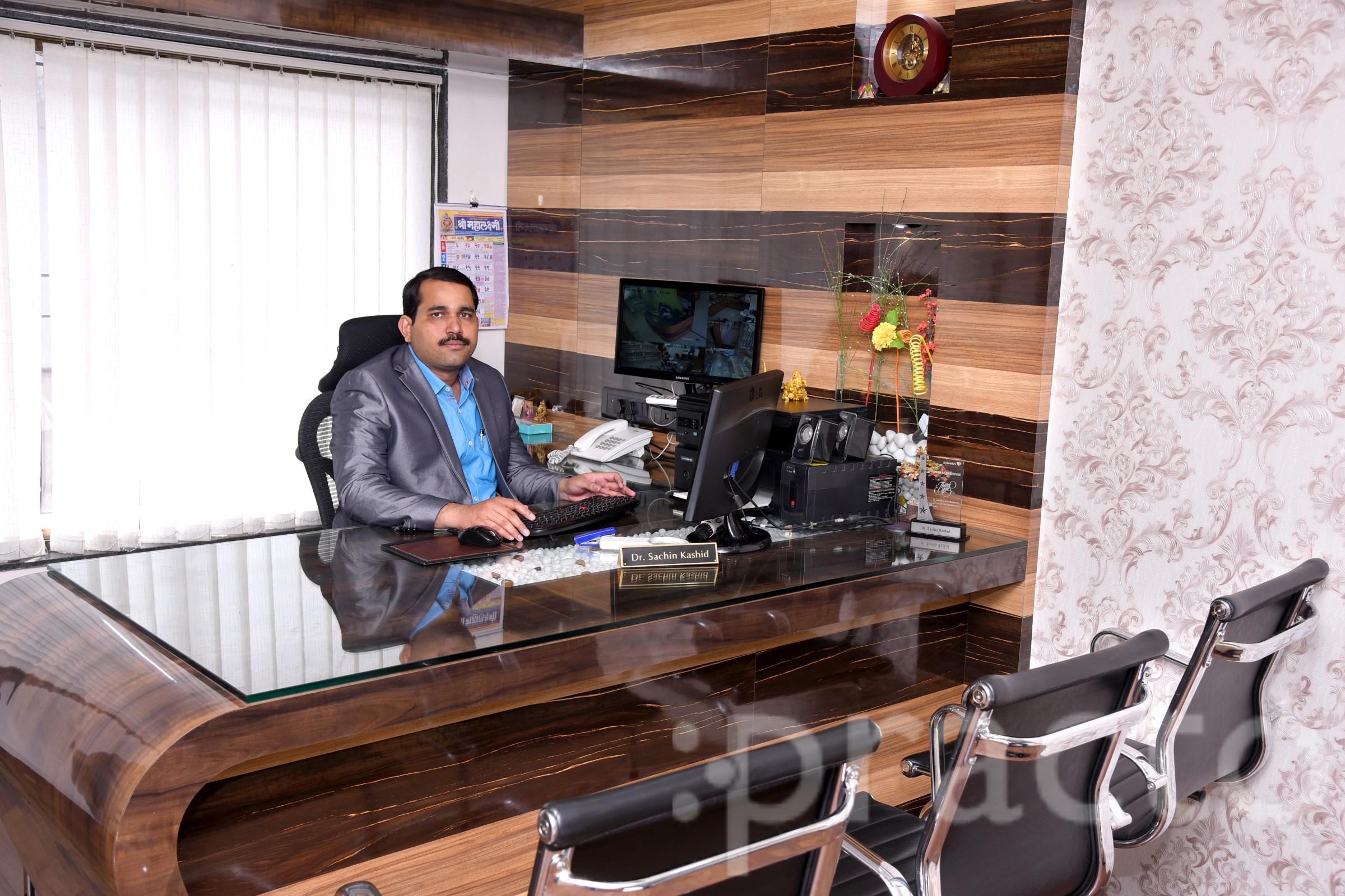 Dr. sachin Kashid - Dermatologist