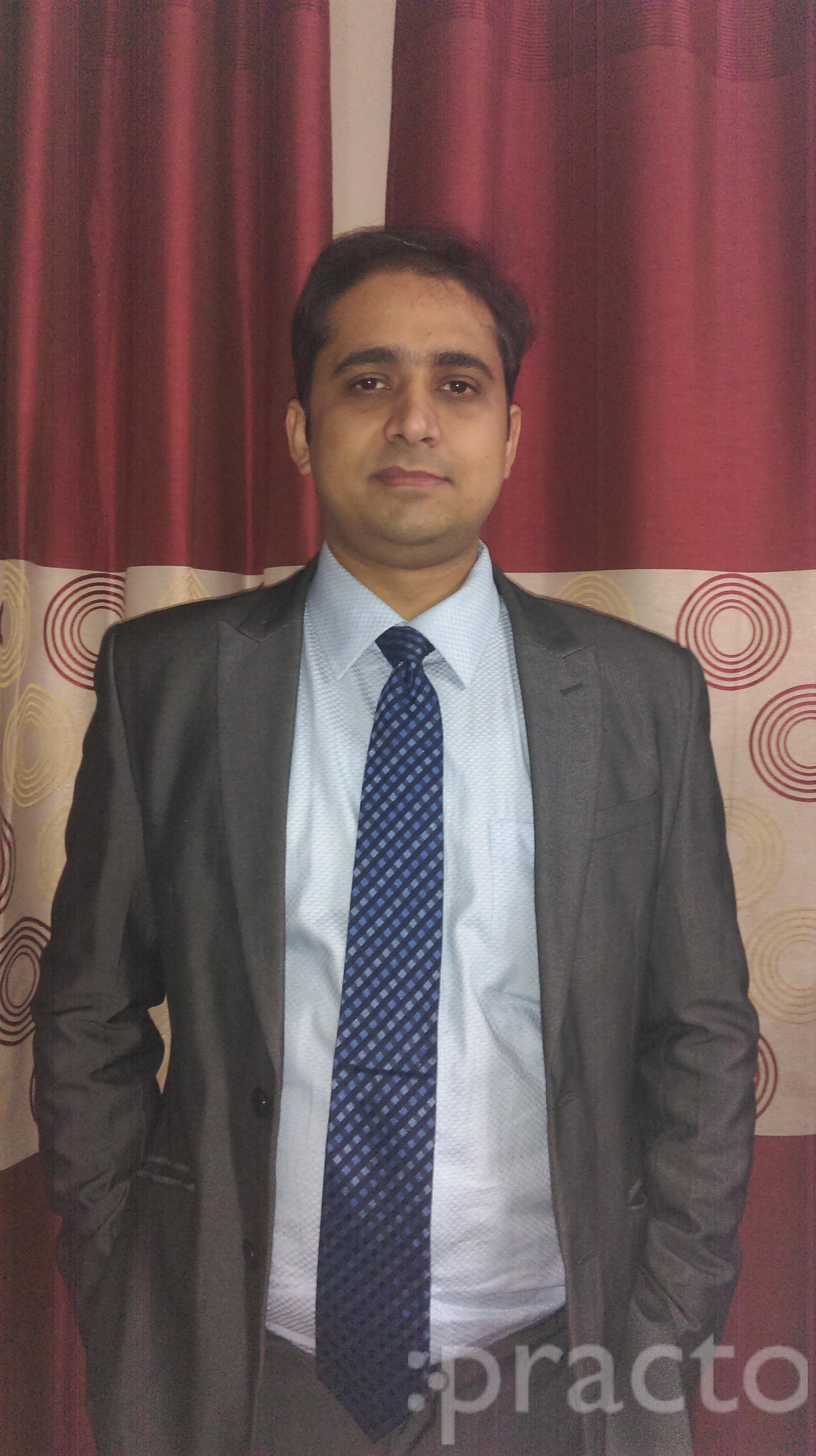 Dr. Sachin Khurana - Dentist