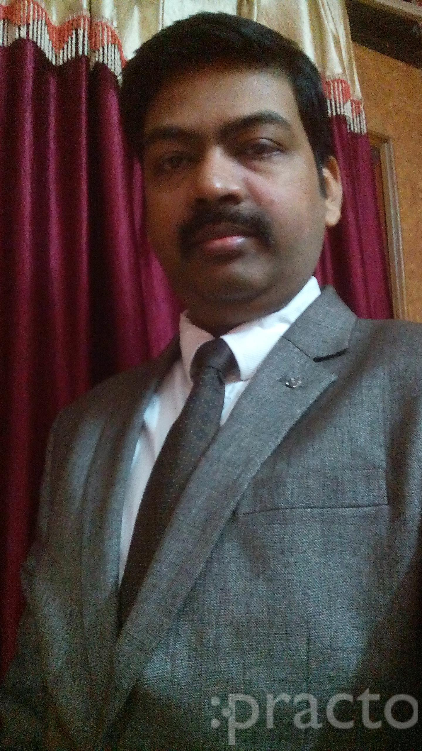 Dr. Sachin Srivastava - Dentist