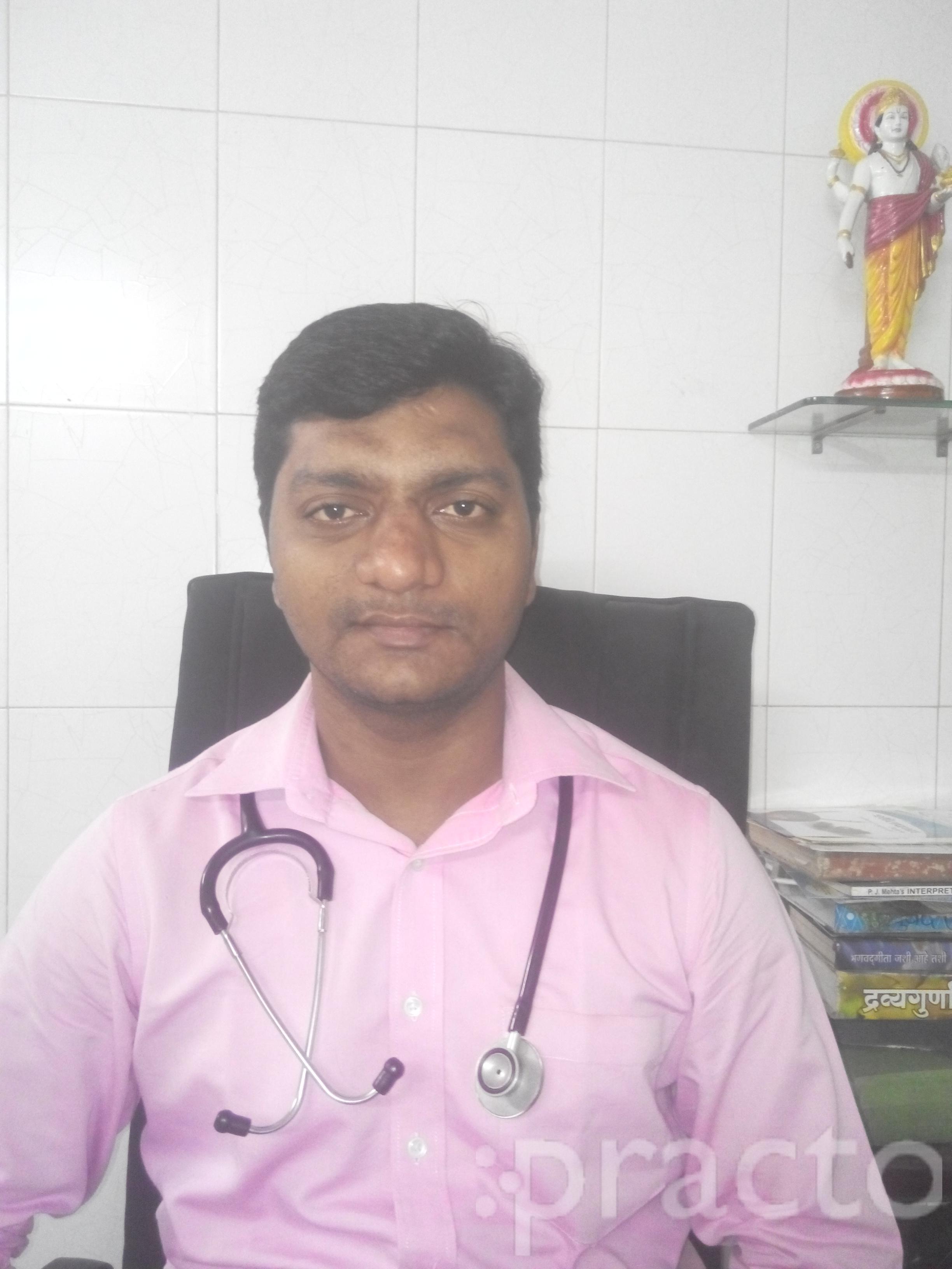 Dr. Sagar Narkhede - Ayurveda