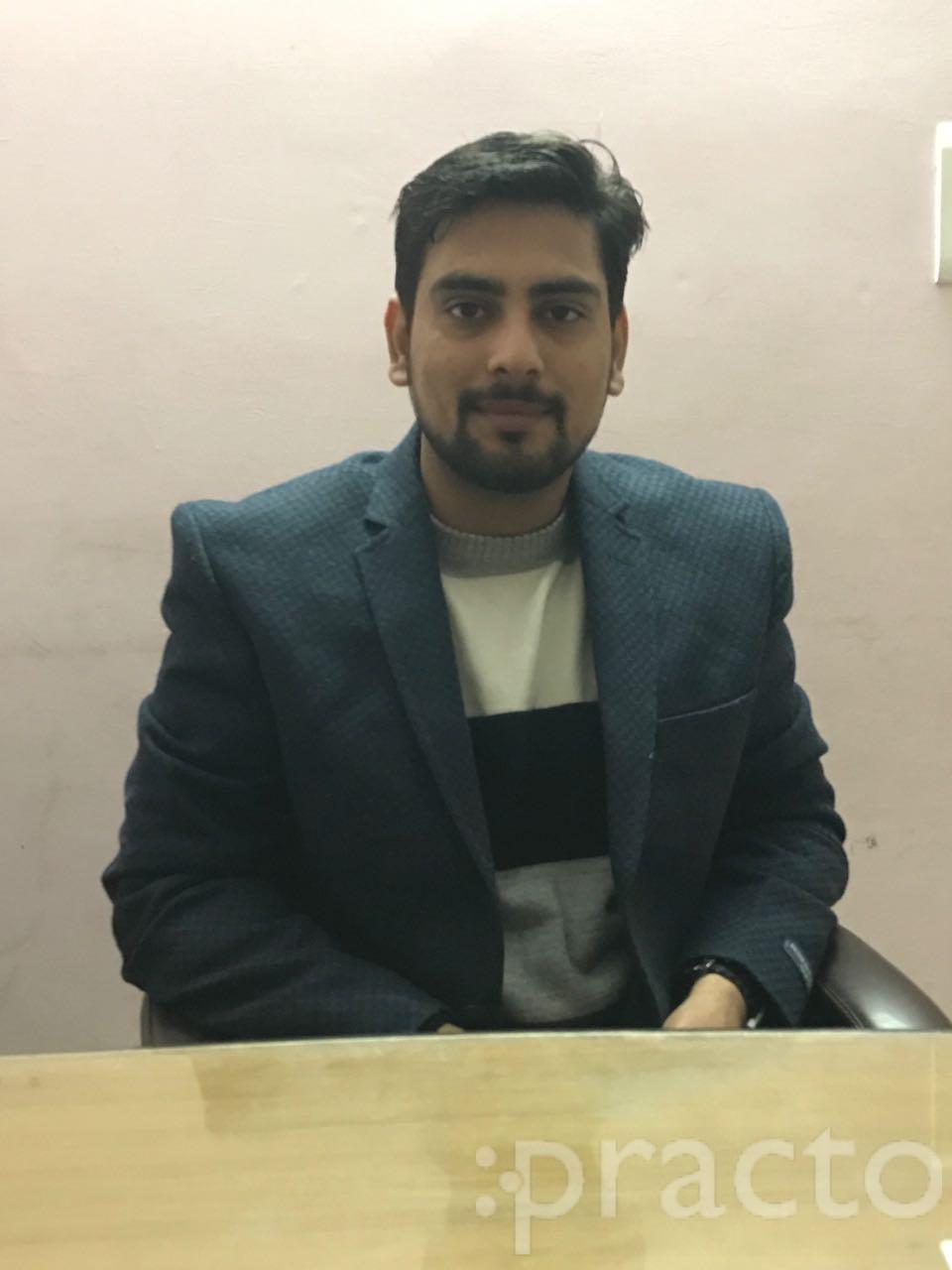 Dr. Sagar Seth (PT) - Physiotherapist