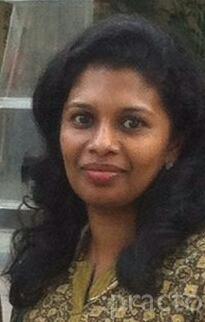 Dr. Sahila Jebastine - Dentist