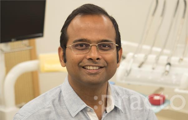 Dr. Sai Prashanth Pinnamaneni - Dentist