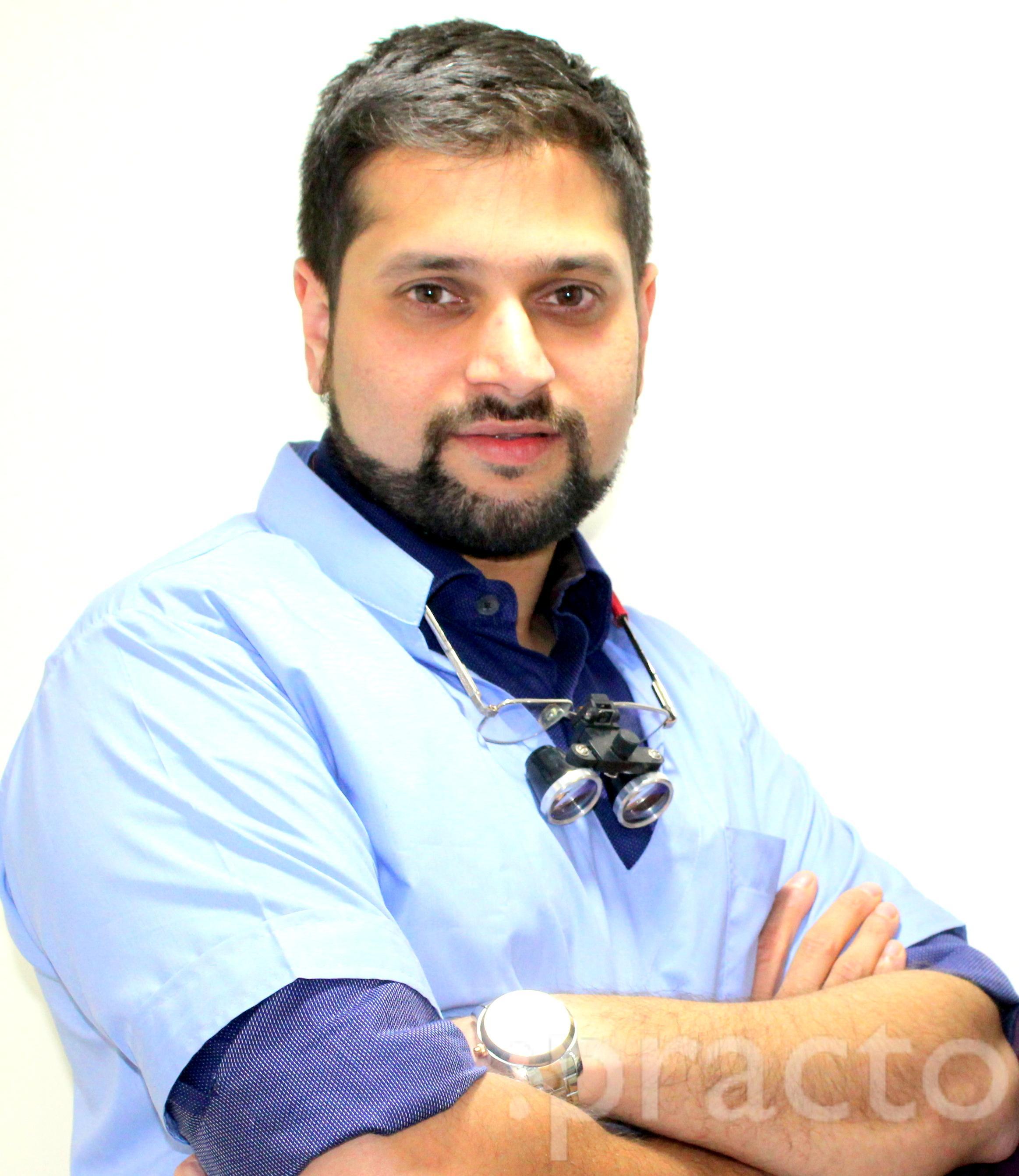 Dr. Saif Sayed - Dentist
