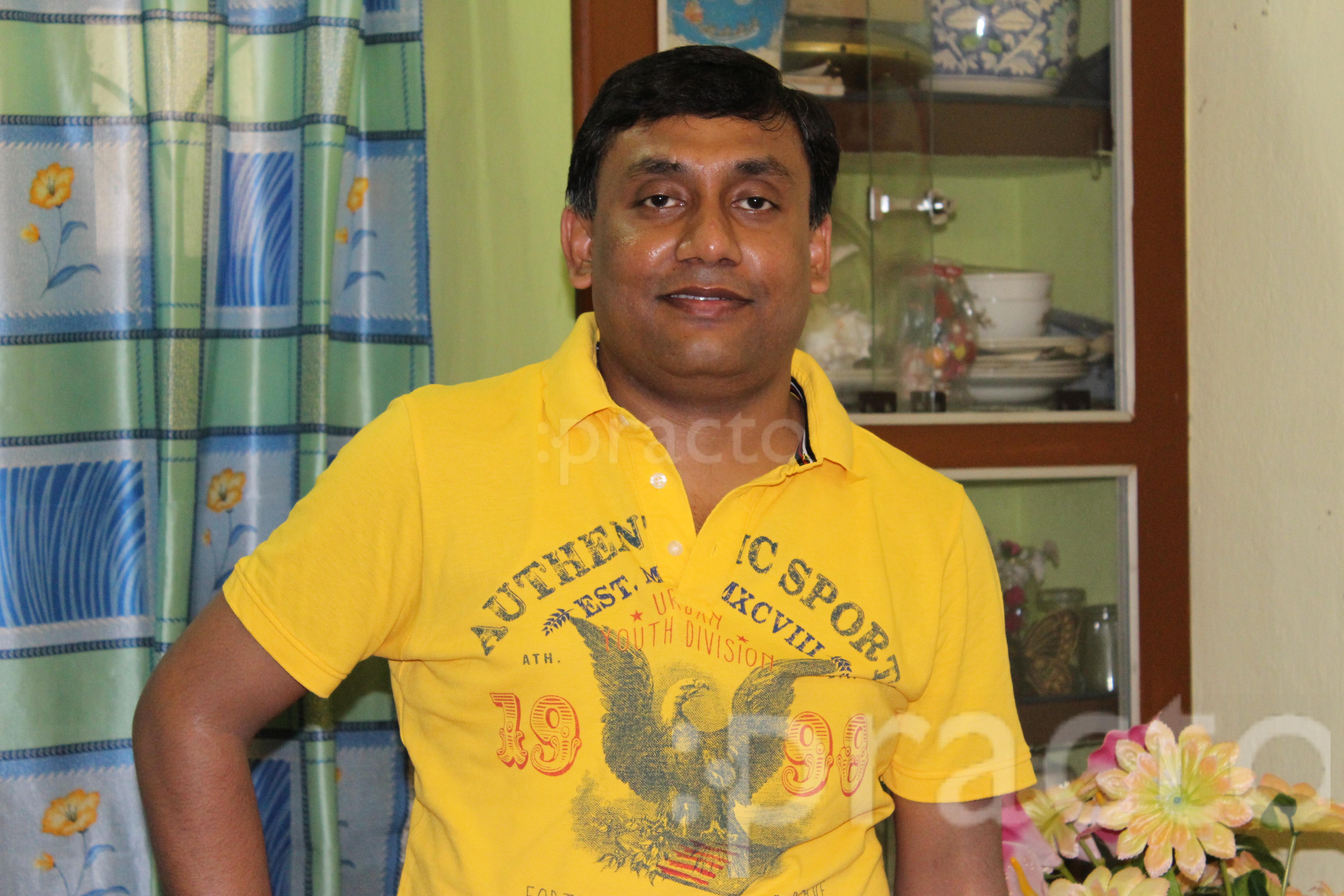 Dr. Saikat Sarkar - Homeopath