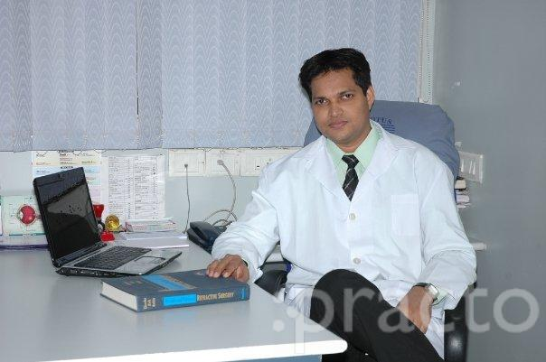 Dr. Sajid Ahmed Afzal - Ophthalmologist