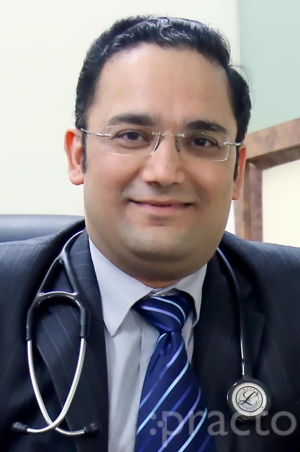 Dr. Saket Kant - Diabetologist