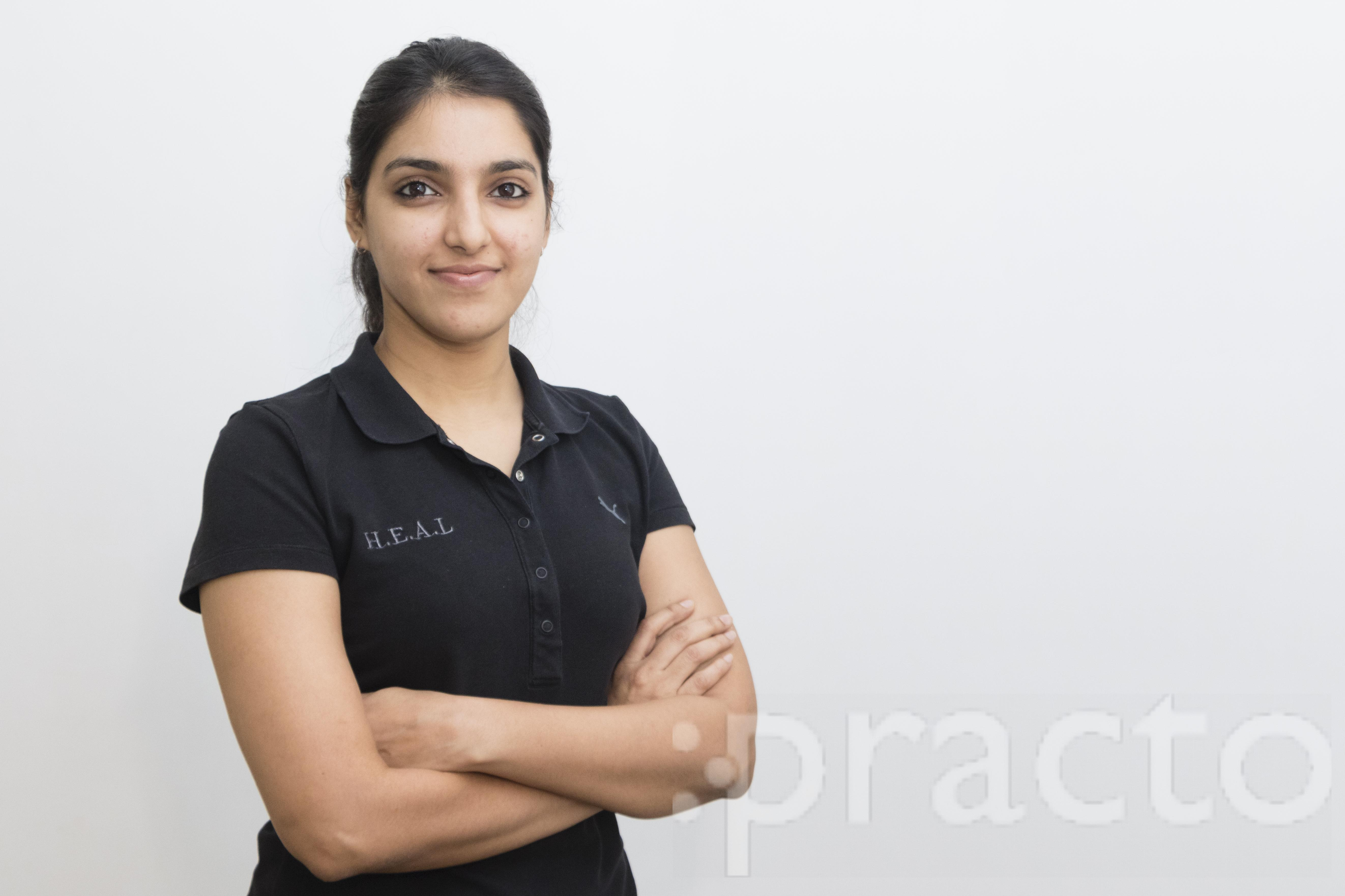 Dr. Saloni Shukla (PT) - Physiotherapist