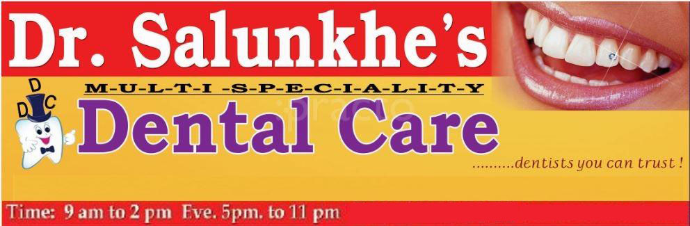 Dr.Salunkhe's Dental Care...........dentists you can trust!