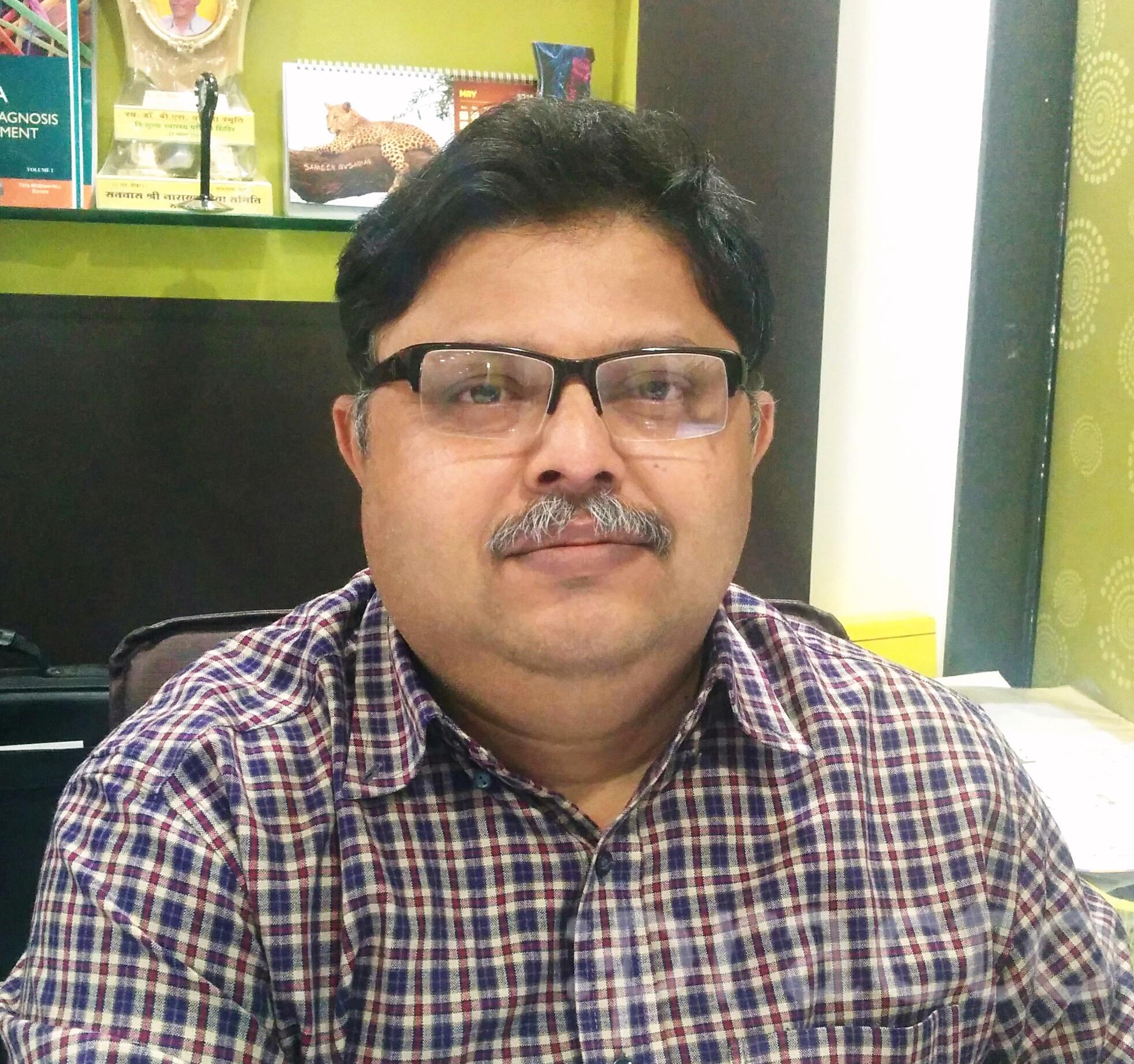 Dr. Sameer Nivsarkar - Ear-Nose-Throat (ENT) Specialist