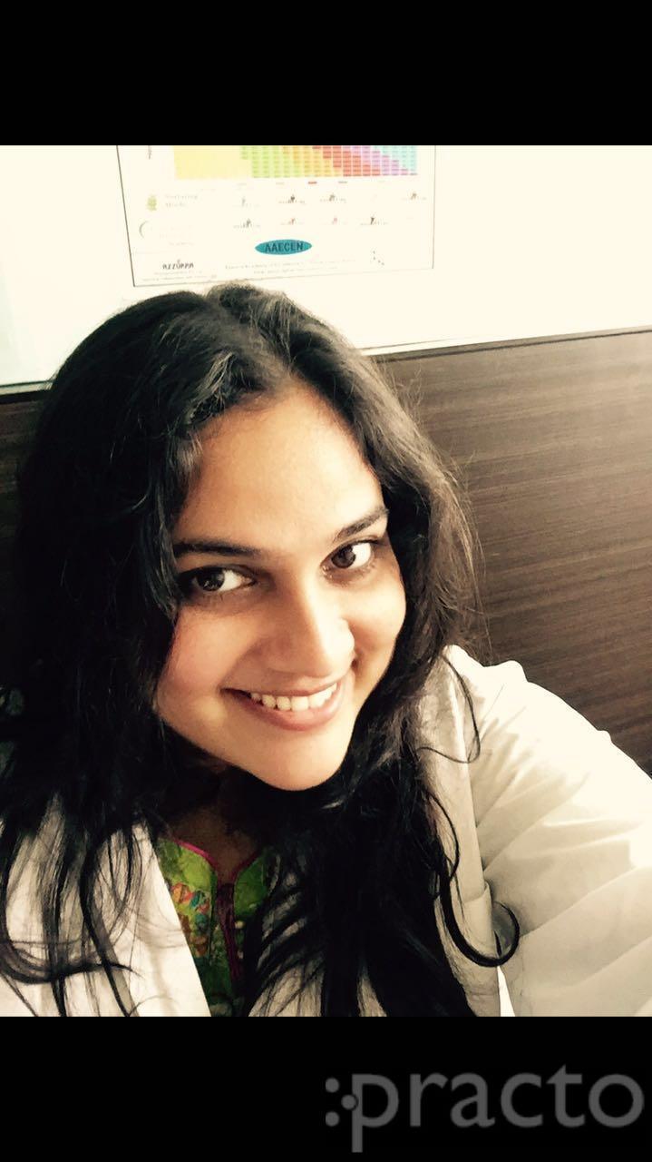 Dr. Samyukta Prakash - Physiotherapist