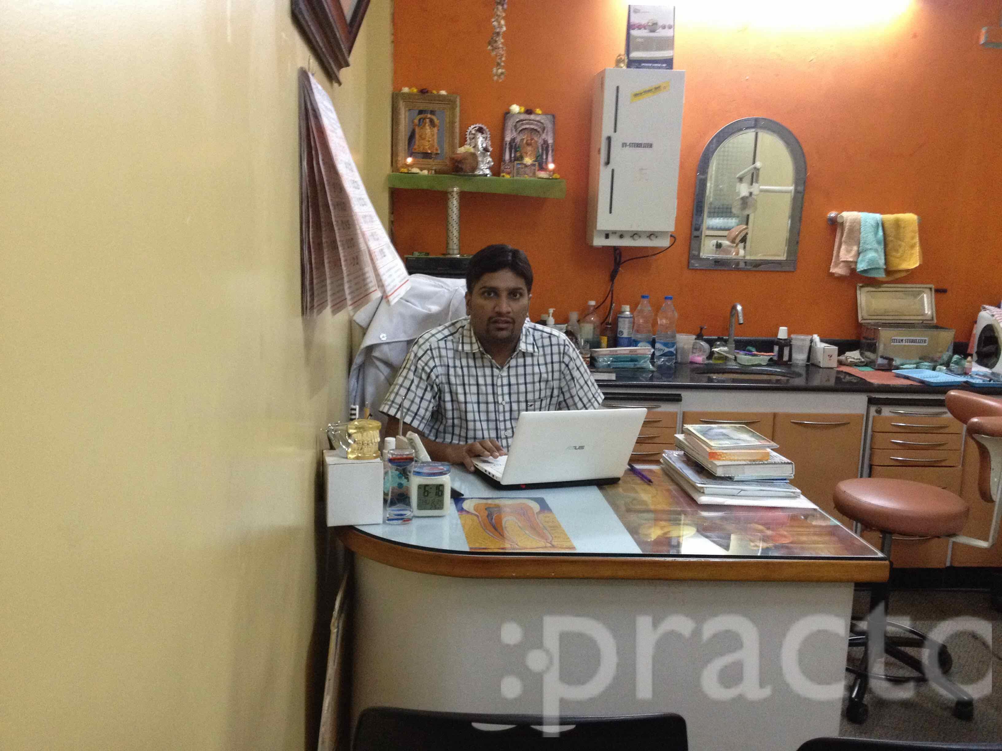 Dr. Sandeep S Prabhu - Dentist