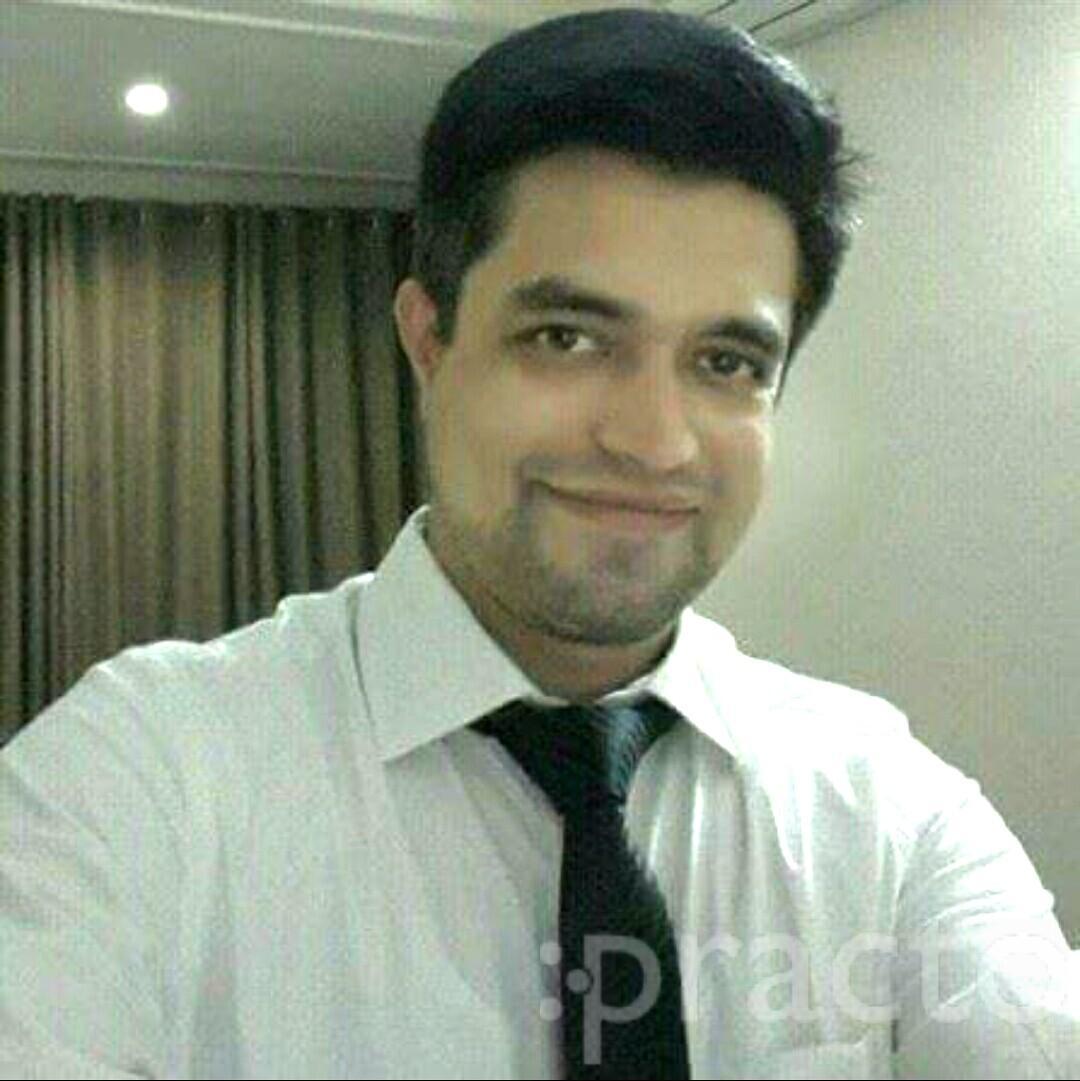 Dr. Sandeep Sharma - Pediatrician
