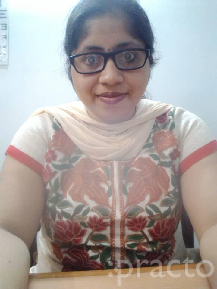 Dr. Sandhya Shenoy K - Ophthalmologist
