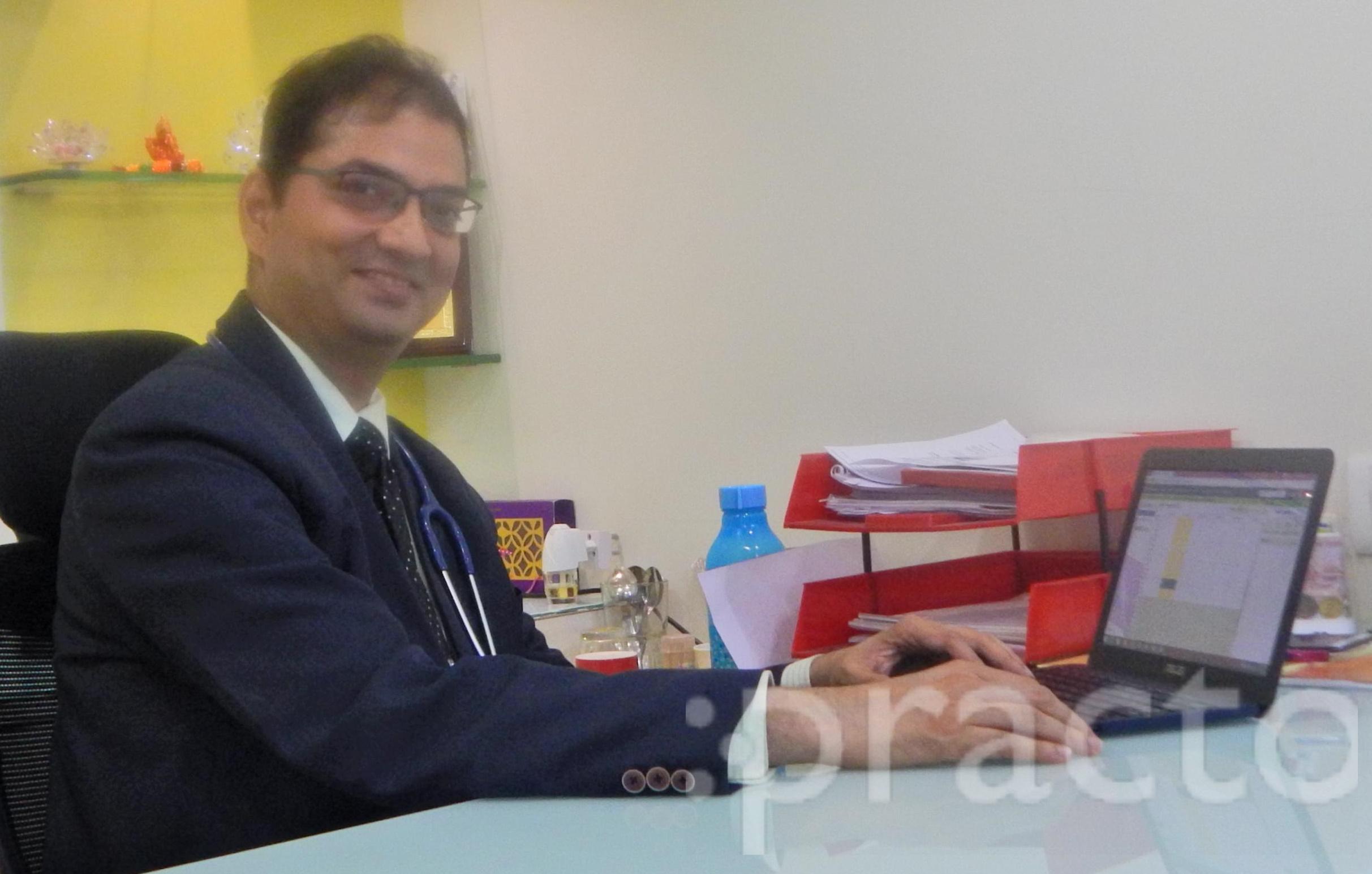 Dr. Sandip Bhurke - Nephrologist