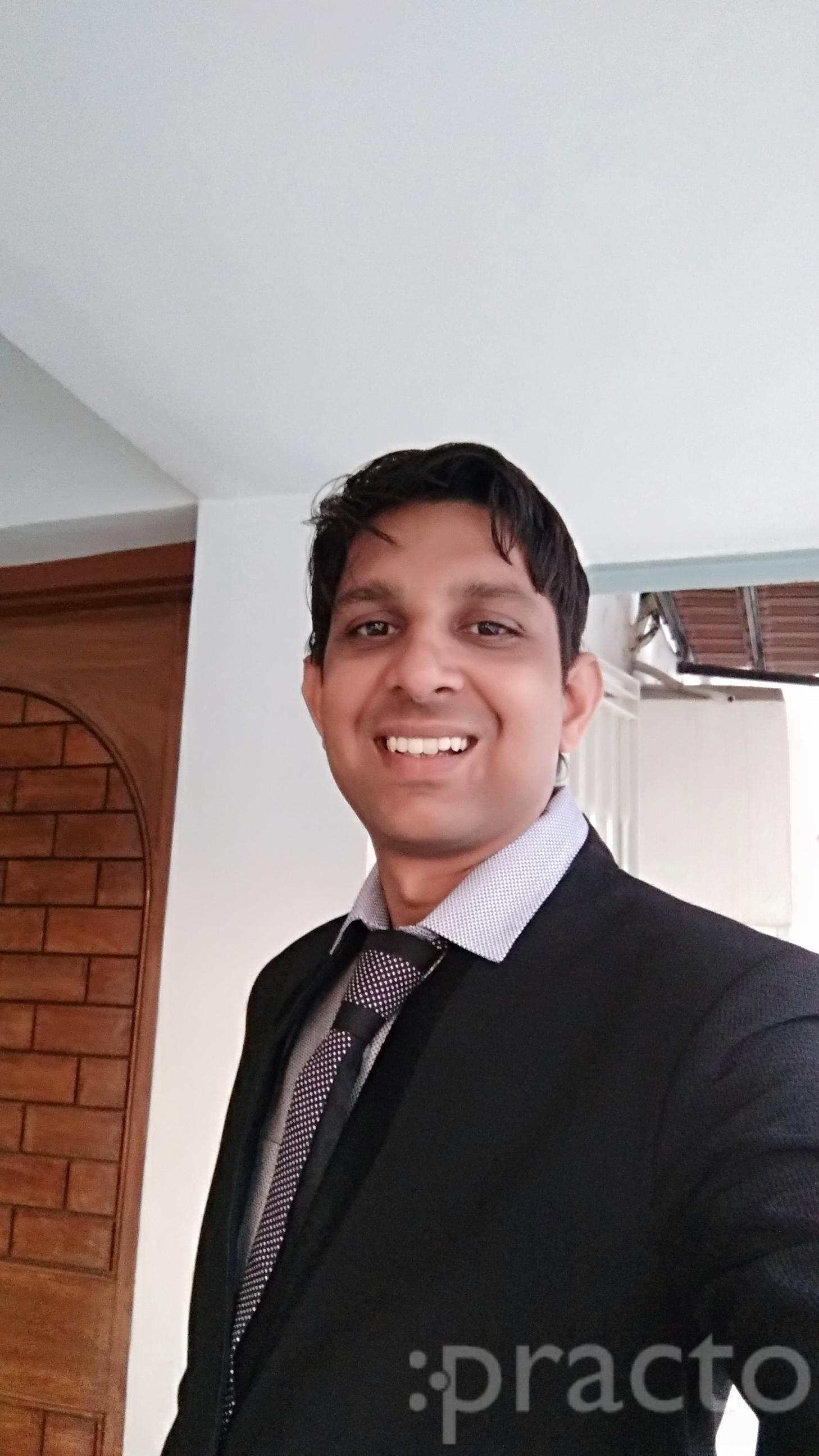 Dr. Sandip I Patel - Dentist