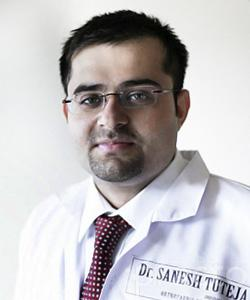 Dr. Sanesh Tuteja - Orthopedist