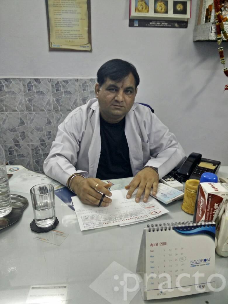 Dr. Sanjay Bajaj - Ophthalmologist