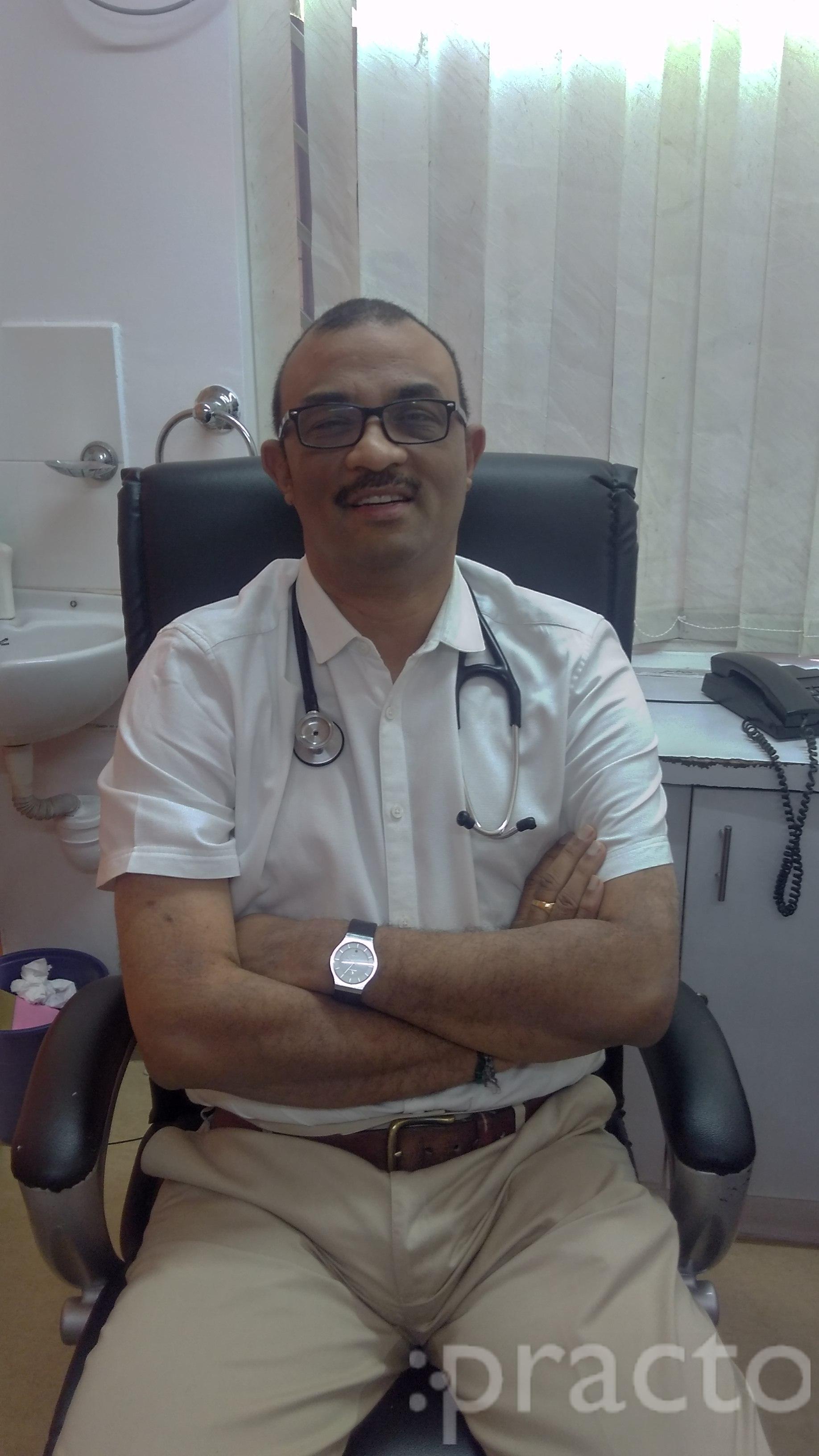 Dr. Sanjay Gururaj - Pediatrician